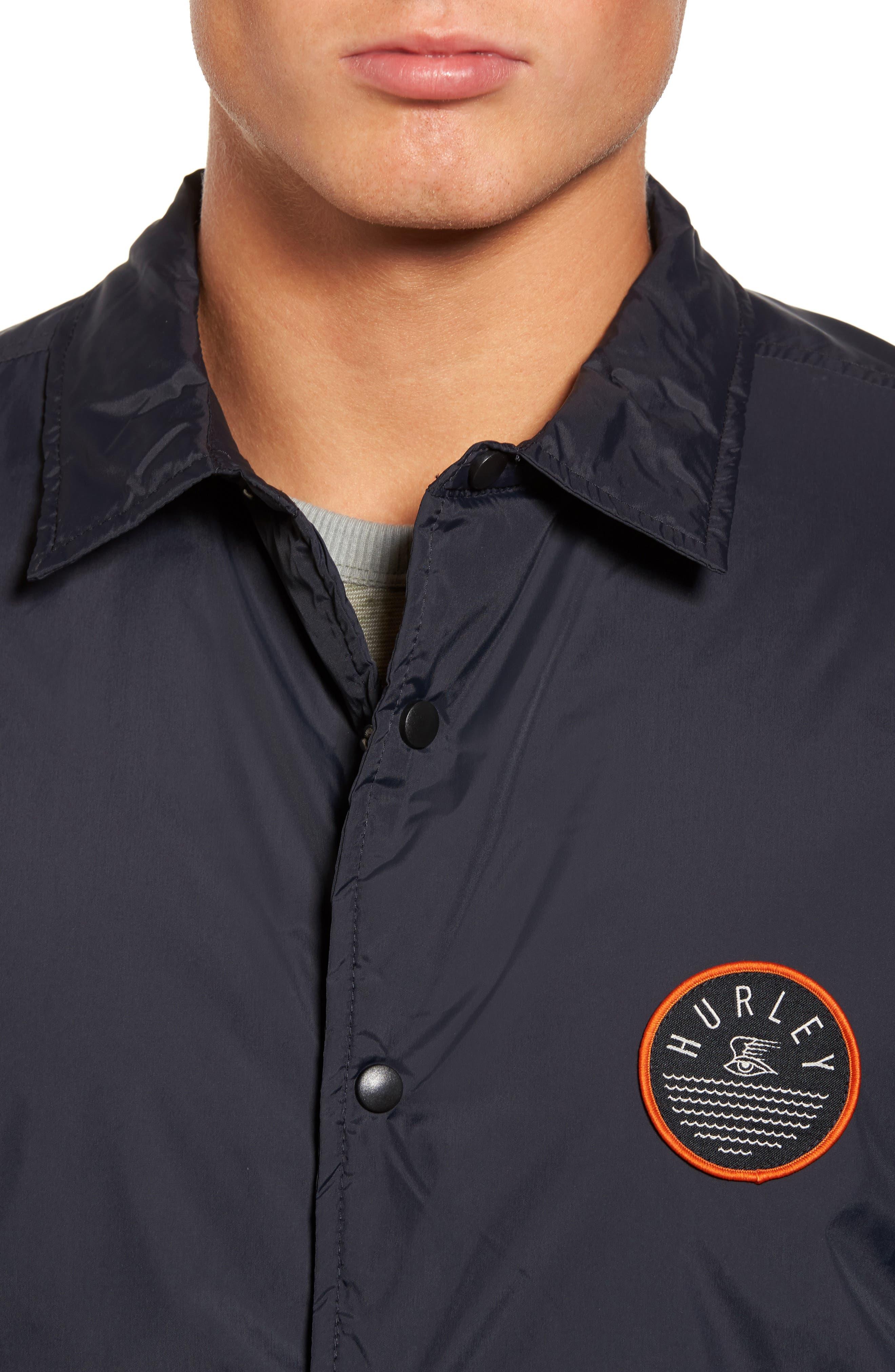 Alternate Image 4  - Hurley Portland Jacket