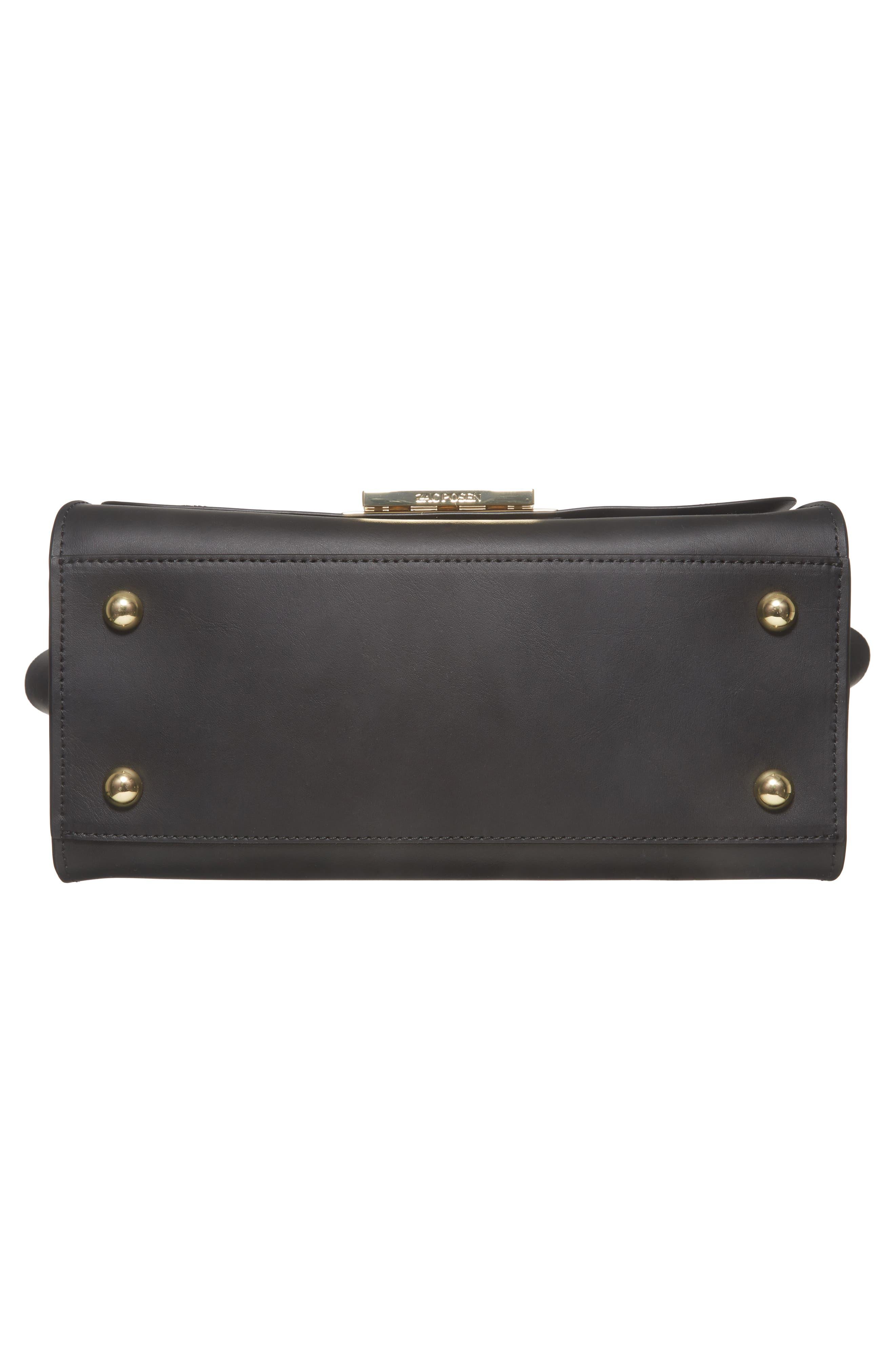 Alternate Image 6  - ZAC Zac Posen Eartha Iconic Calfskin Leather Top Handle Satchel