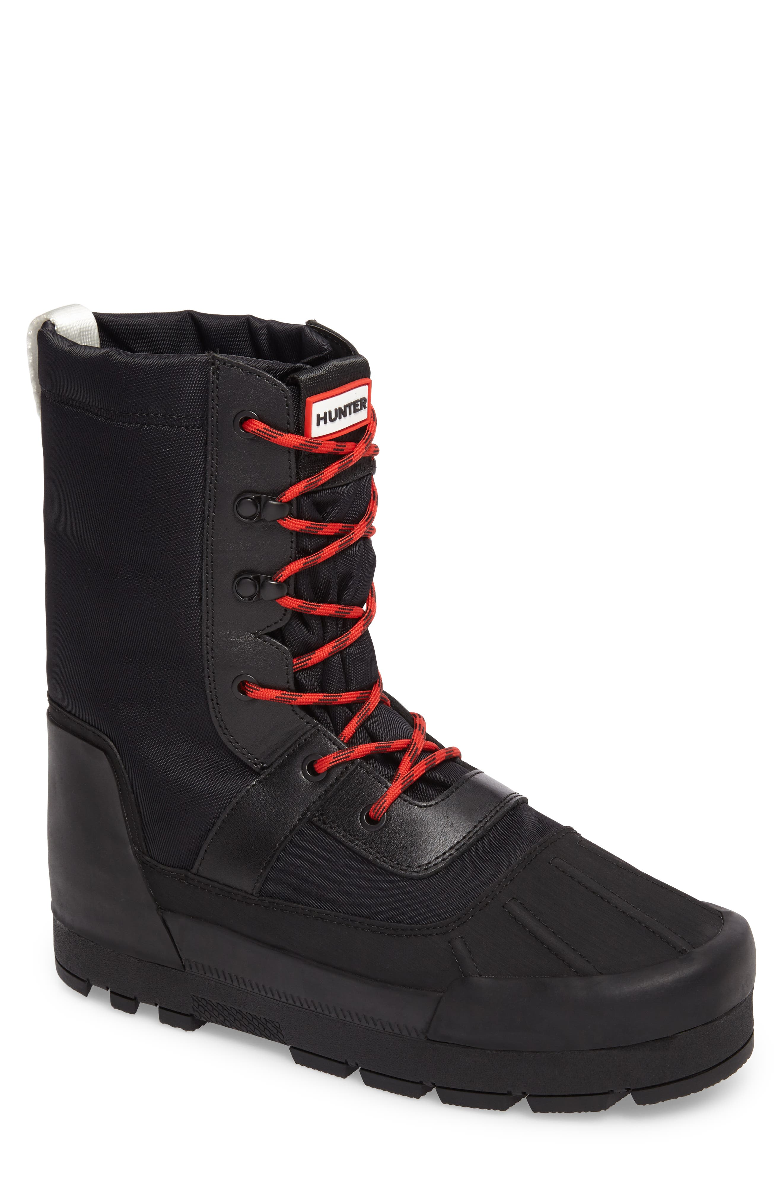 Hunter Original Waterproof Insulated Snow Boot (Men)