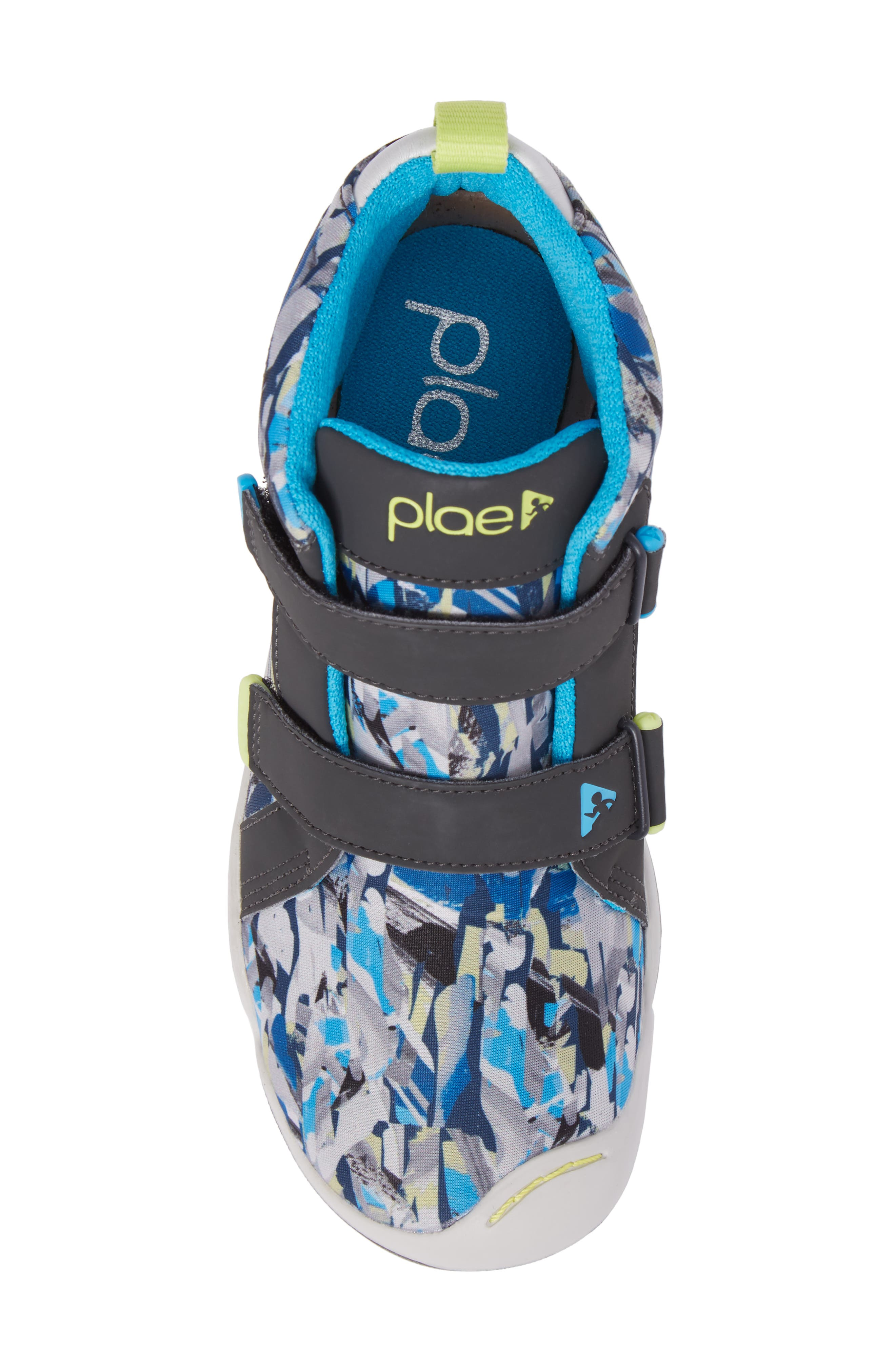 Alternate Image 5  - PLAE 'Max' Customizable High Top Sneaker (Toddler, Little Kid & Big Kid)