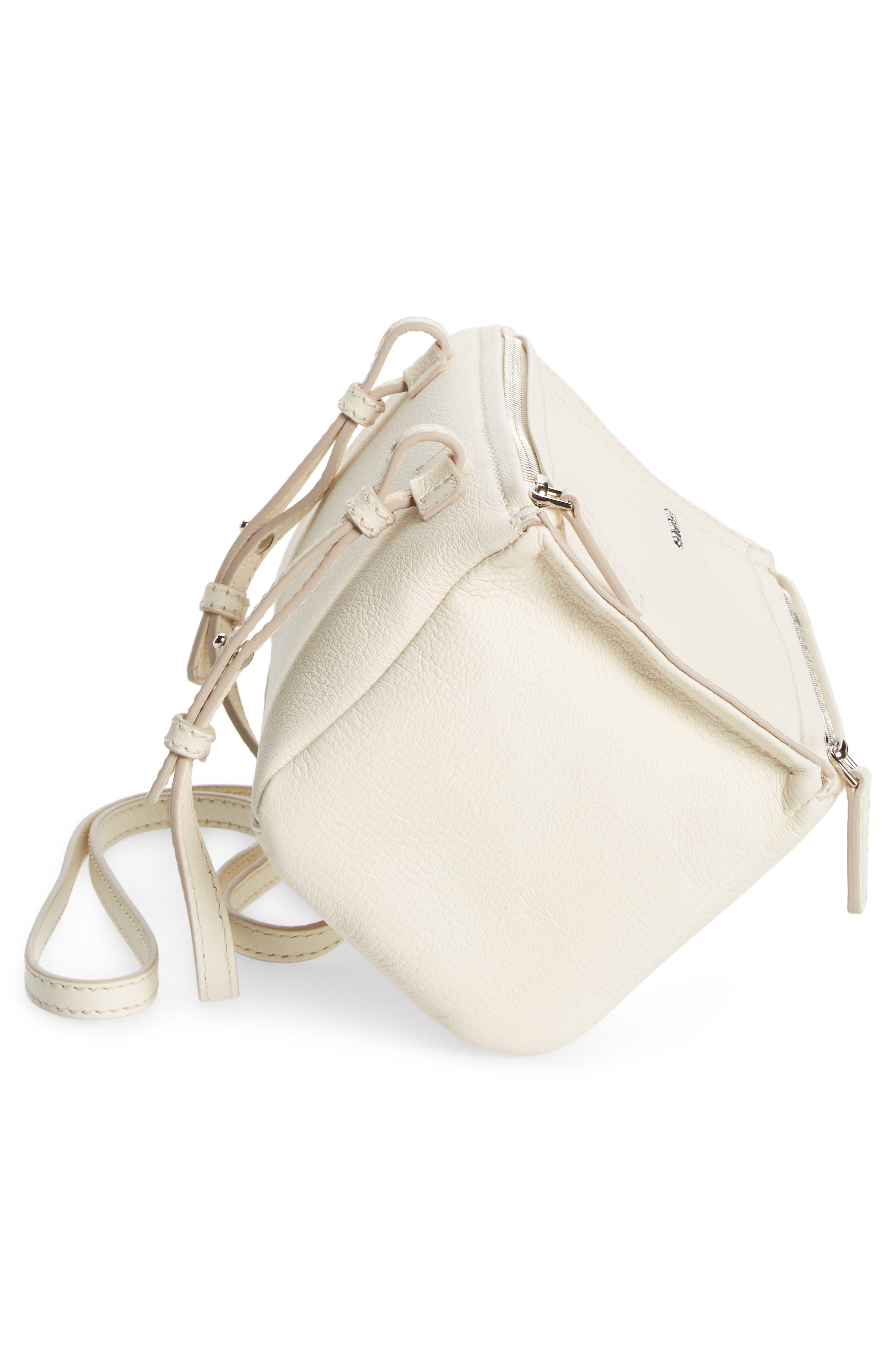 Alternate Image 5  - Givenchy 'Mini Pandora' Sugar Leather Shoulder Bag