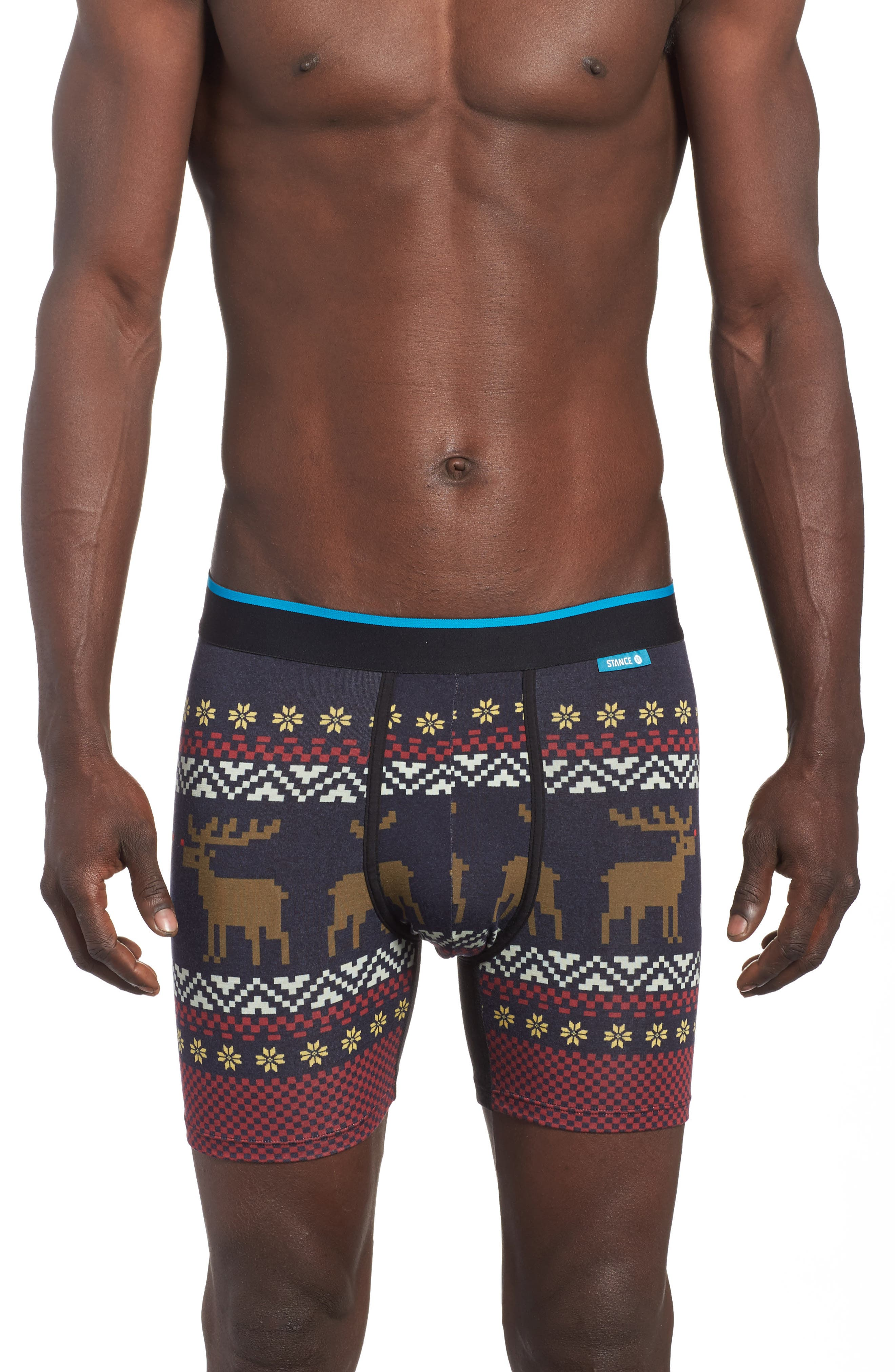 Alternate Image 1 Selected - Stance Rudolph Boxer Briefs