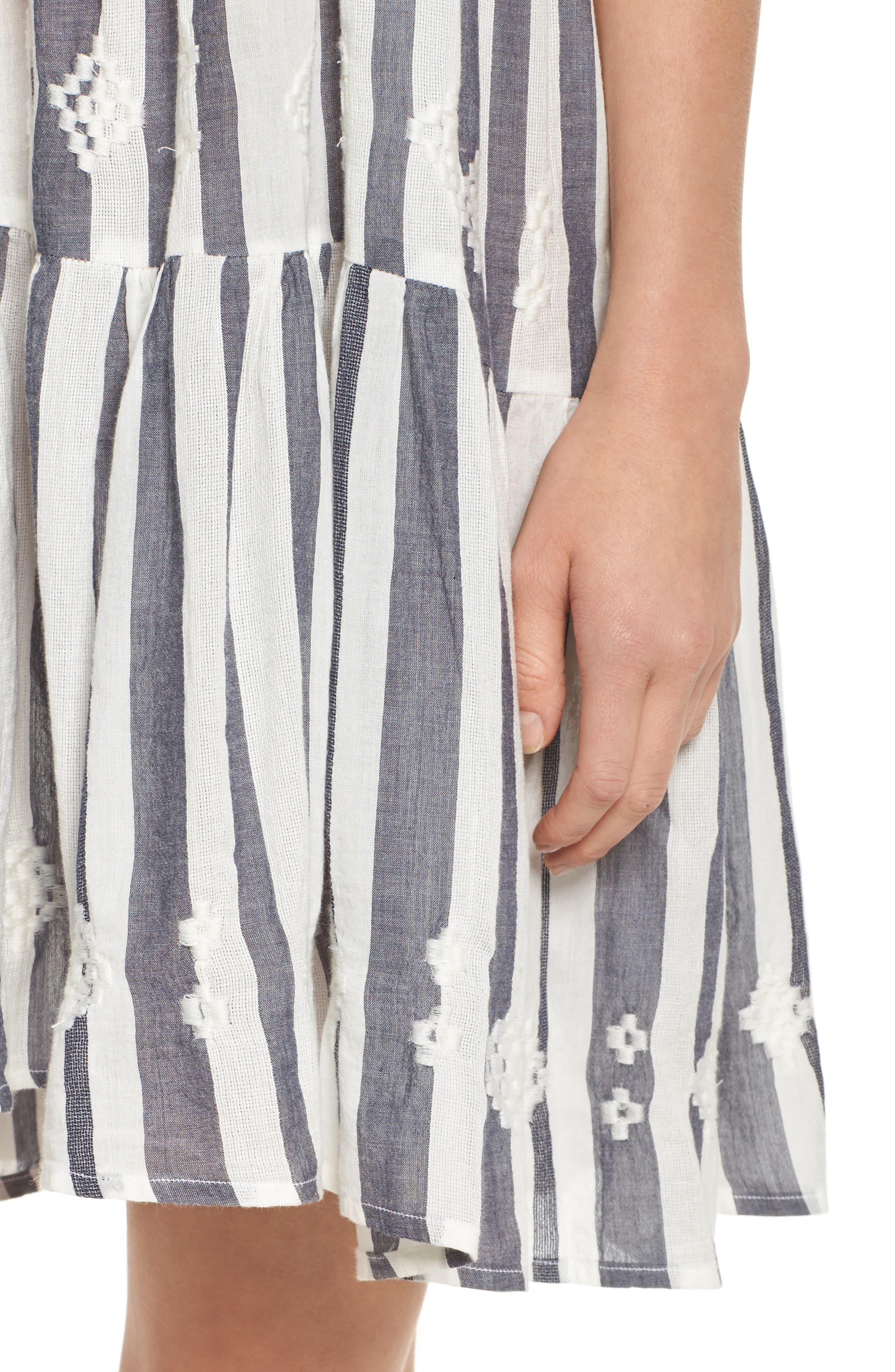 Alternate Image 4  - Muche et Muchette Legend Cover-Up Dress