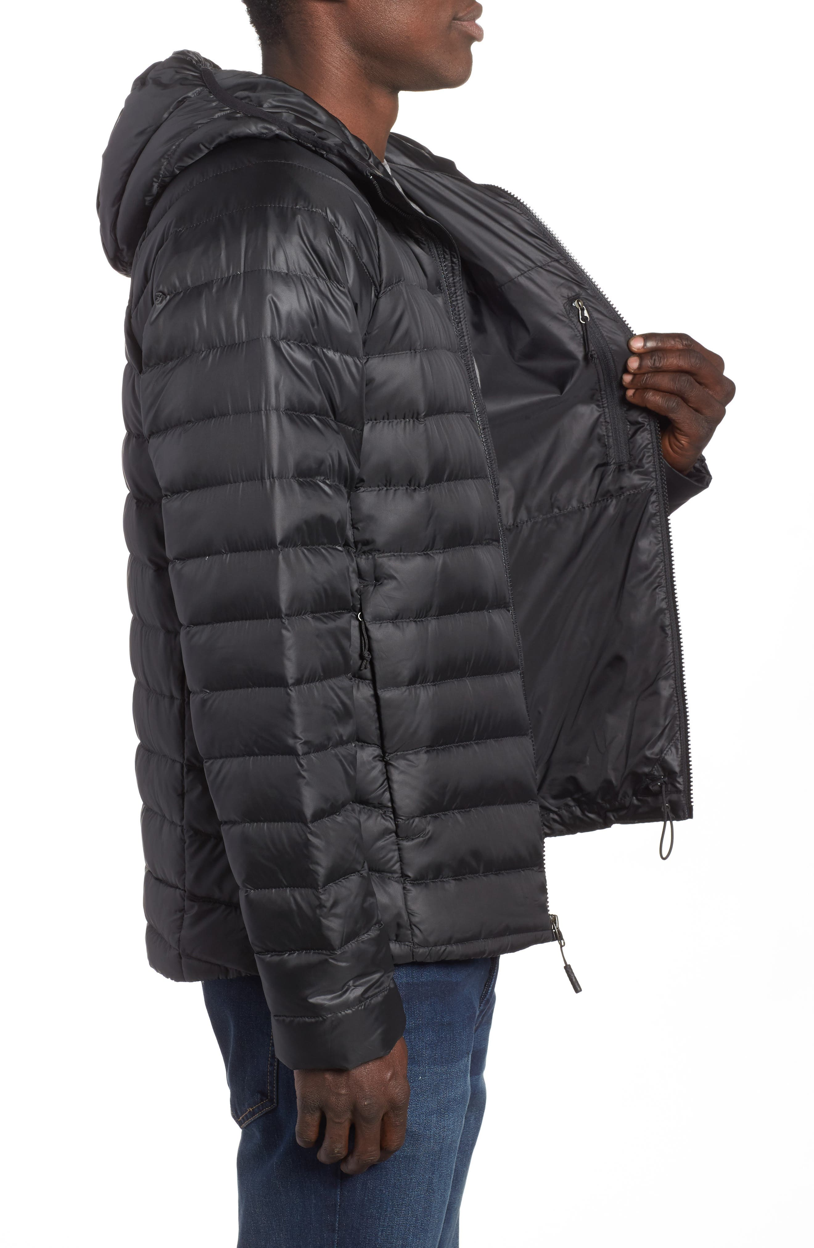 Alternate Image 3  - The North Face Trevail Water Repellent Packable 800-Fill-Power Down Hooded Jacket