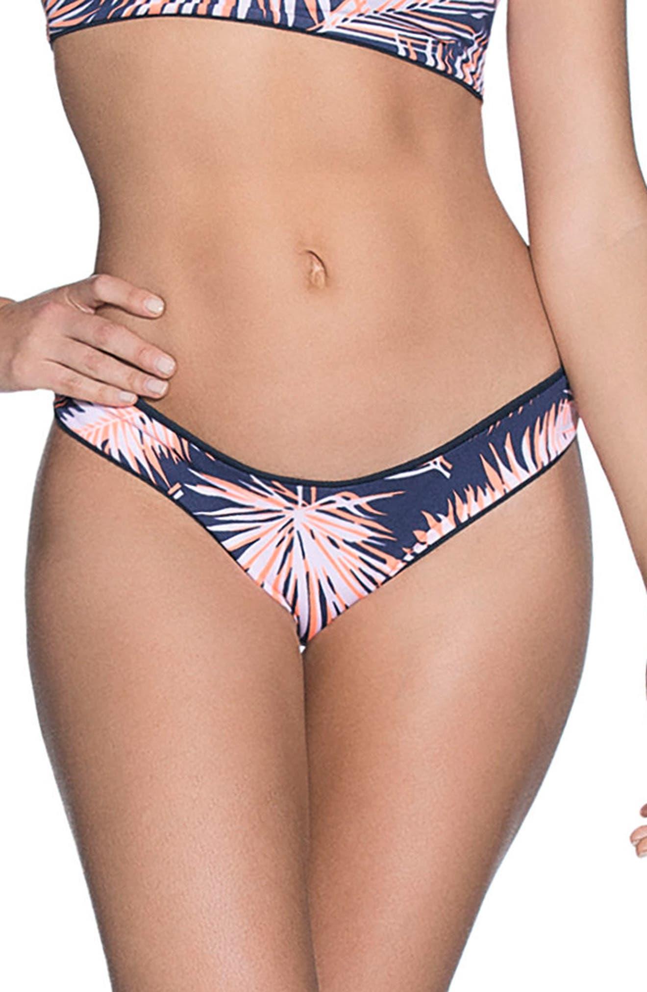 Alternate Image 3  - Maaji Stargazer Reversible Cheeky Bikini Bottoms