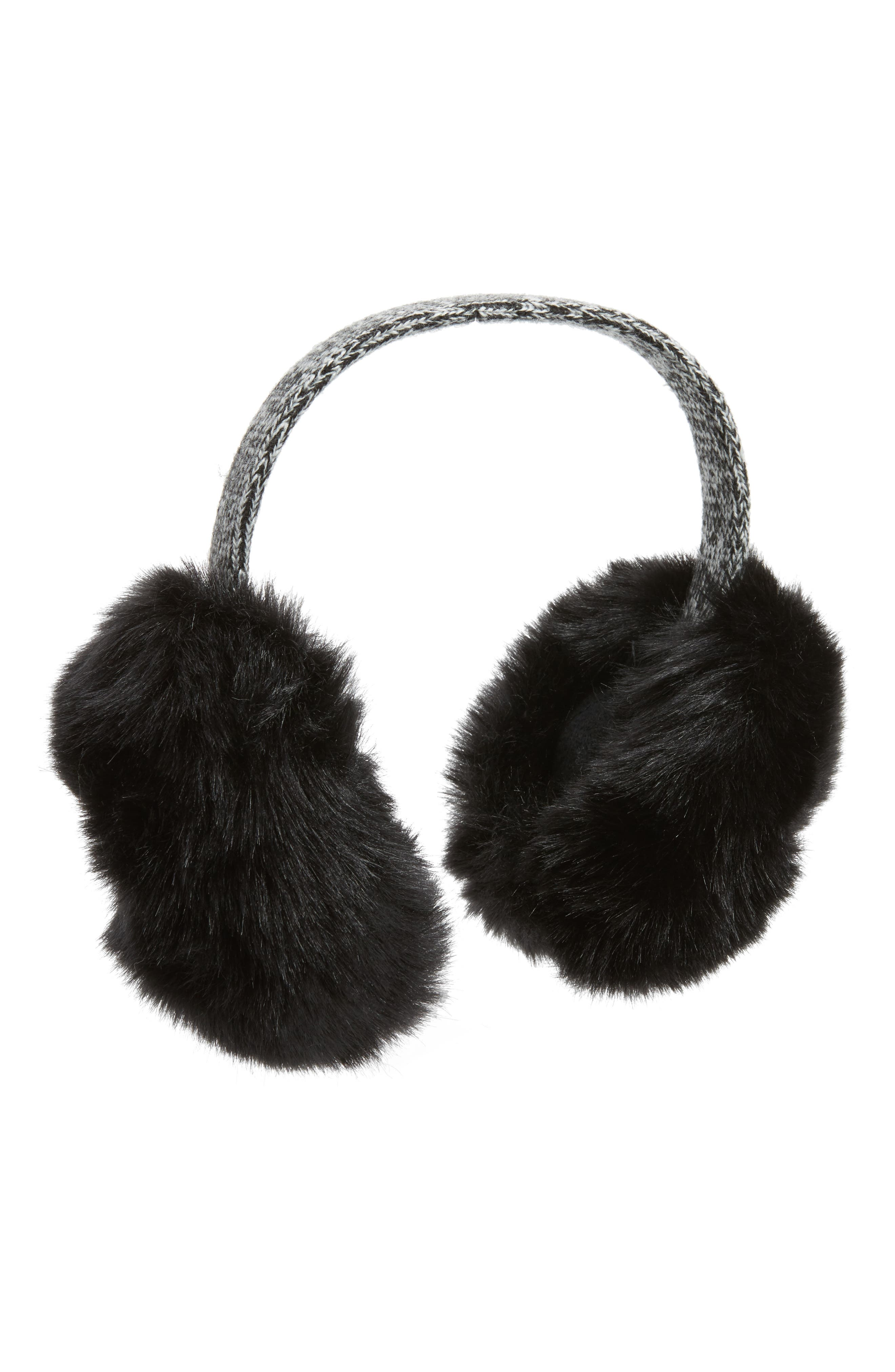 Capelli New York Faux Fur Earmuffs