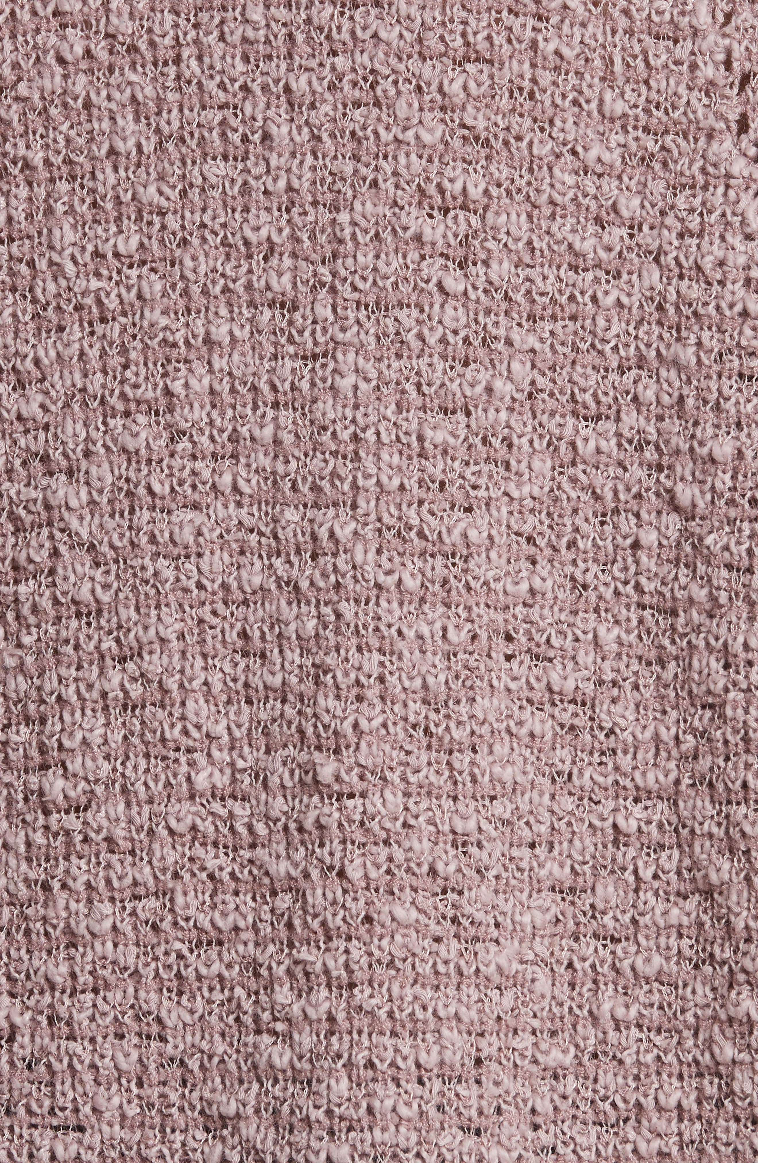 By Your Side Sweater,                             Alternate thumbnail 5, color,                             Mauve