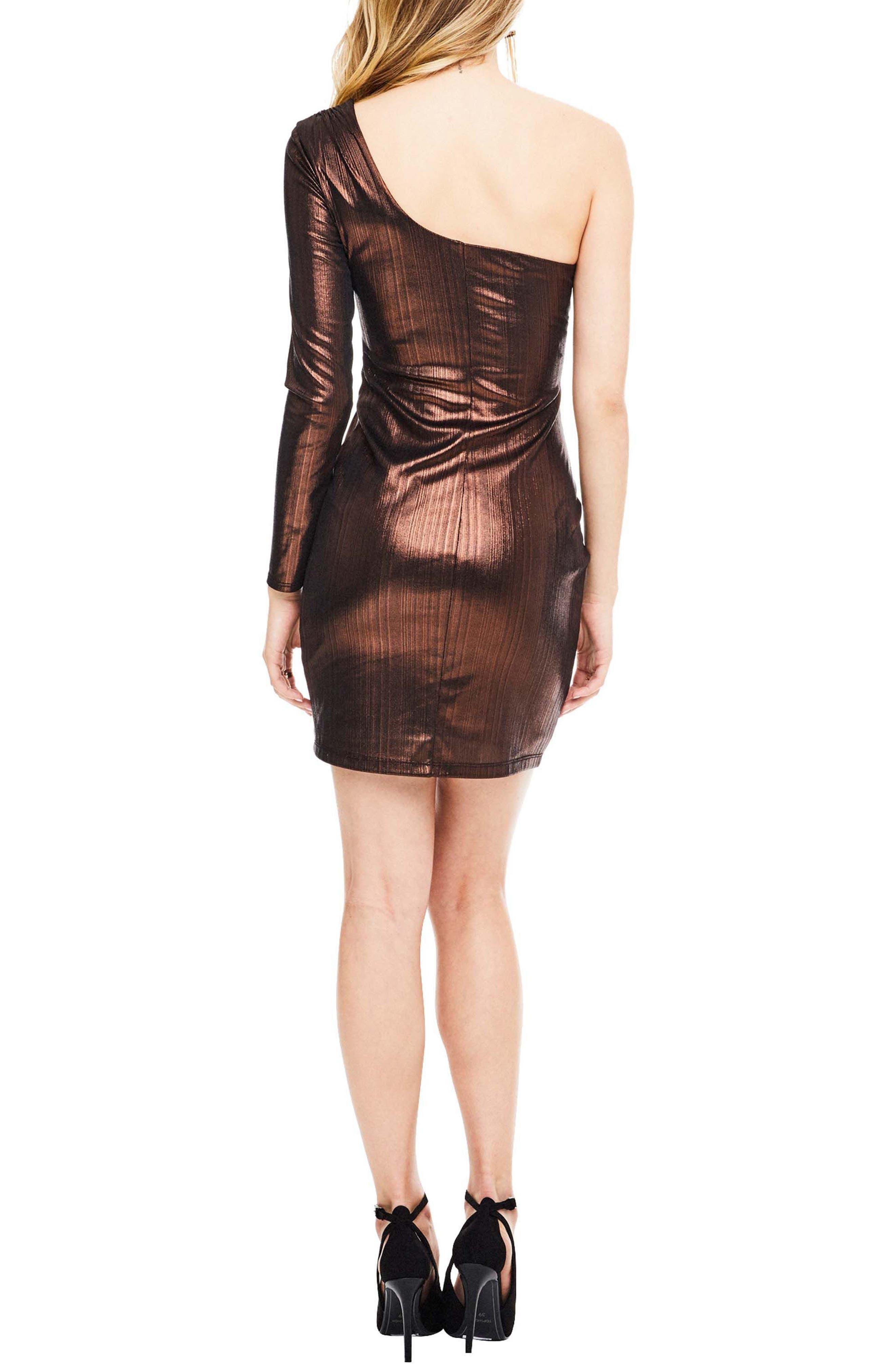Alternate Image 4  - ASTR the Label Silvia Body-Con dress