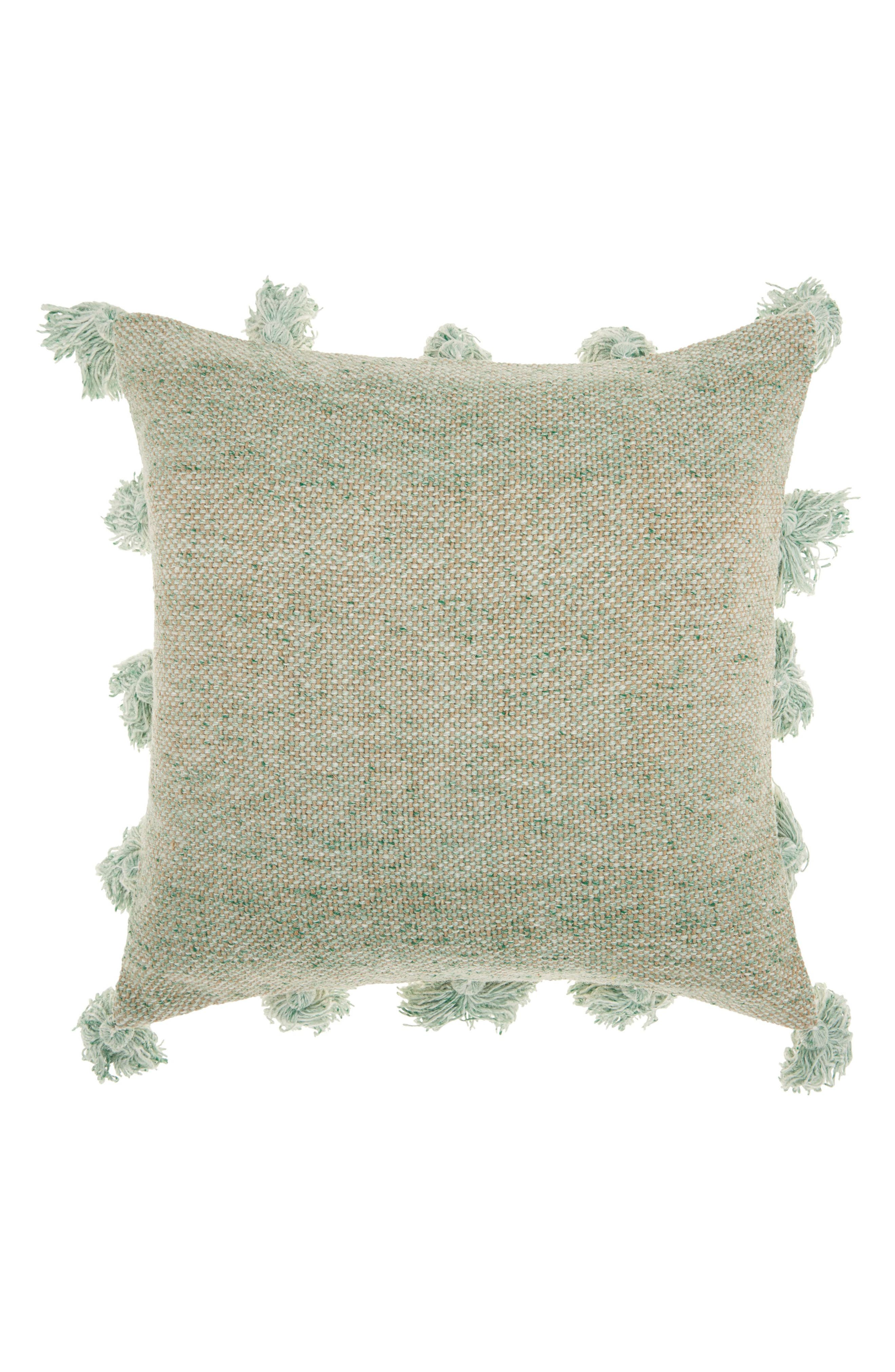 Alternate Image 1 Selected - Mina Victory Canvas Accent Pillow