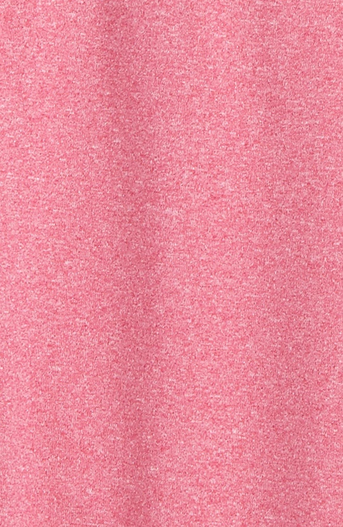 'Micro D<sup>®</sup>' Fleece Pants,                             Alternate thumbnail 2, color,                             Craft Pink