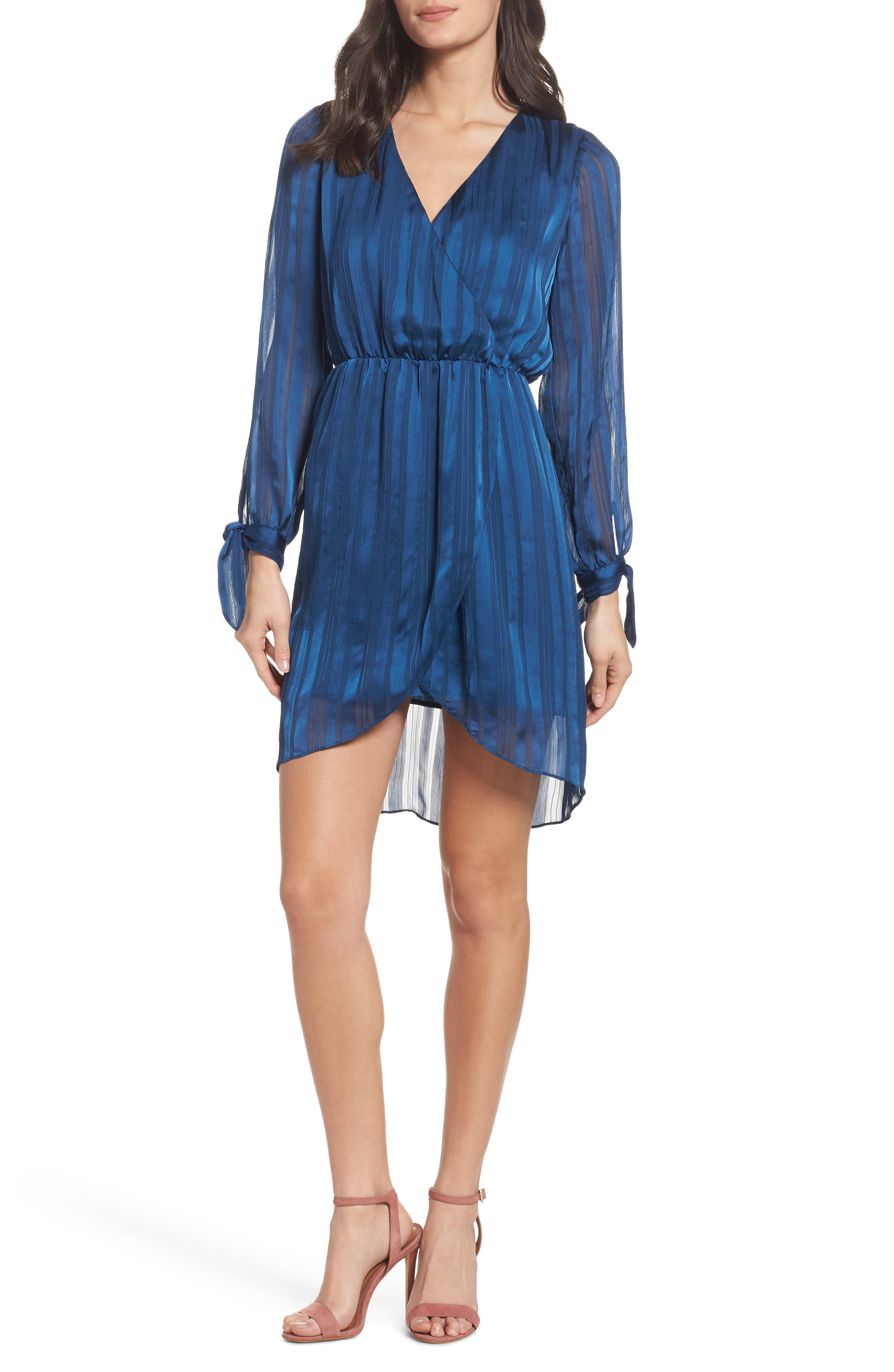 Alternate Image 1 Selected - Ali & Jay Devil in a Blue Dress