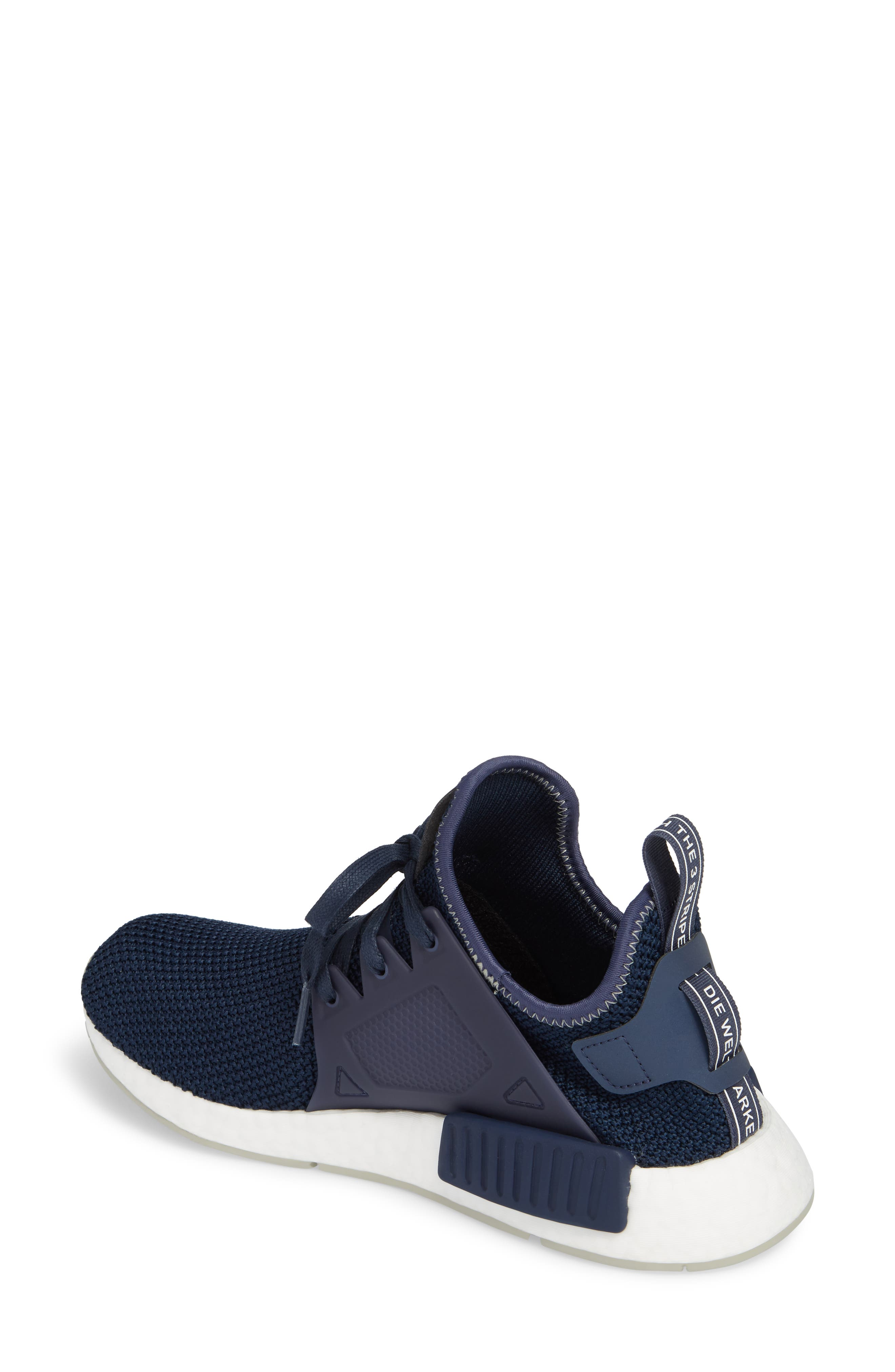 NMD XR1 Athletic Shoe,                             Alternate thumbnail 2, color,                             Trace Blue/ Sesame