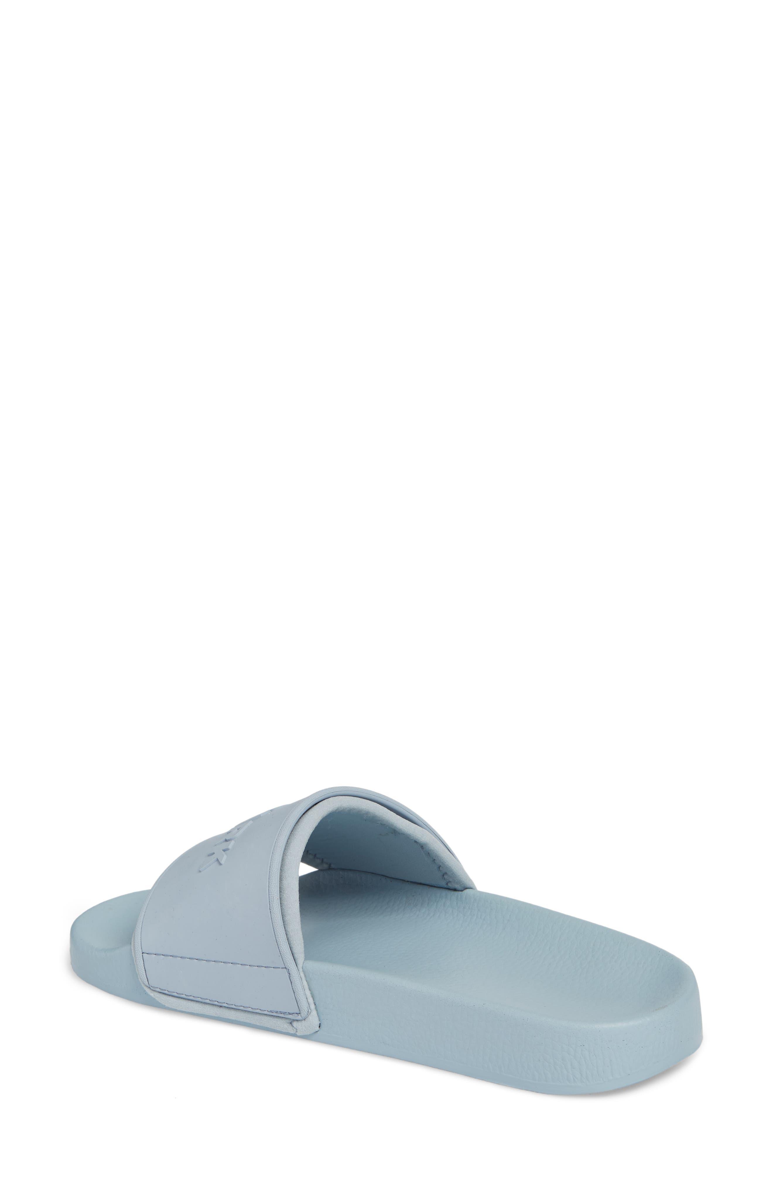 Alternate Image 2  - IVY PARK® Embossed Neoprene Lined Slide Sandal (Women)