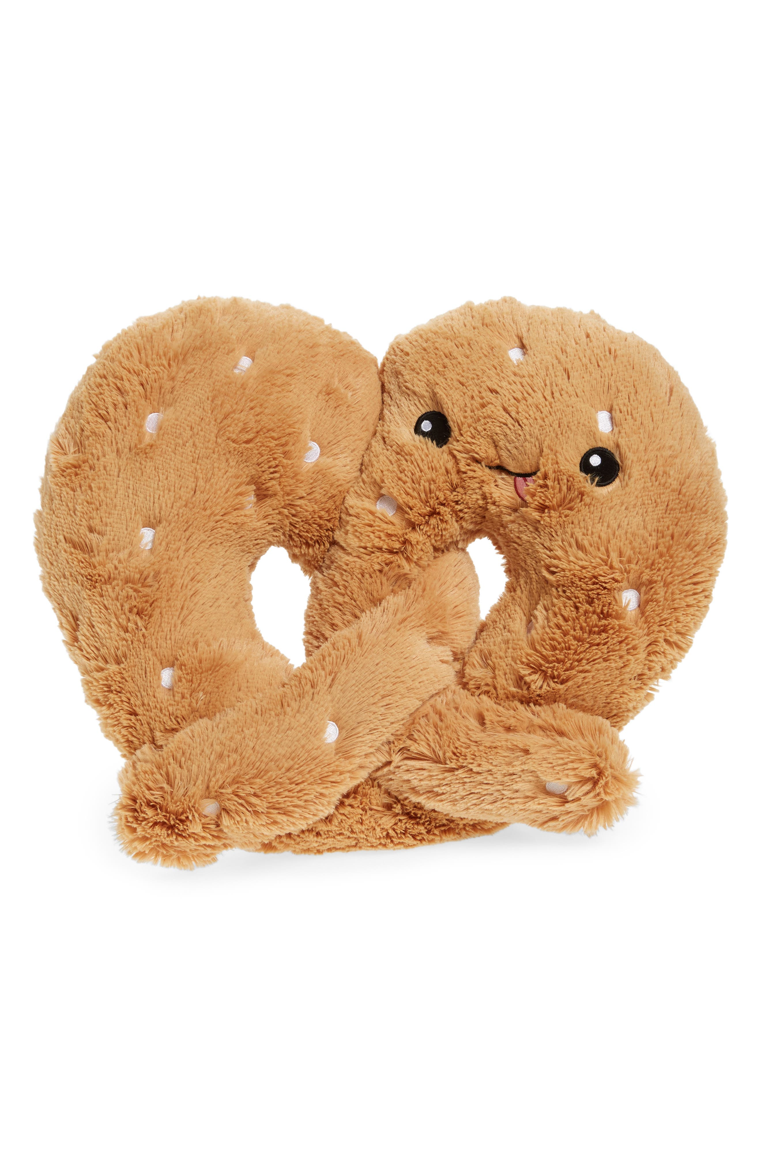 Squishable Pretzel Stuffed Toy
