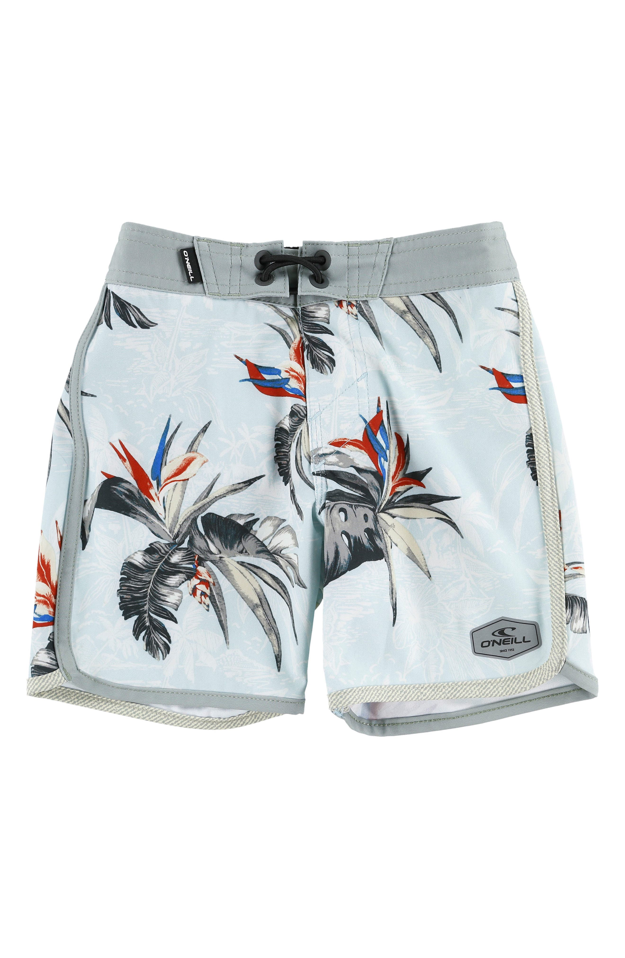 Main Image - O'Neill Hyperfreak Islander Board Shorts (Little Boys)