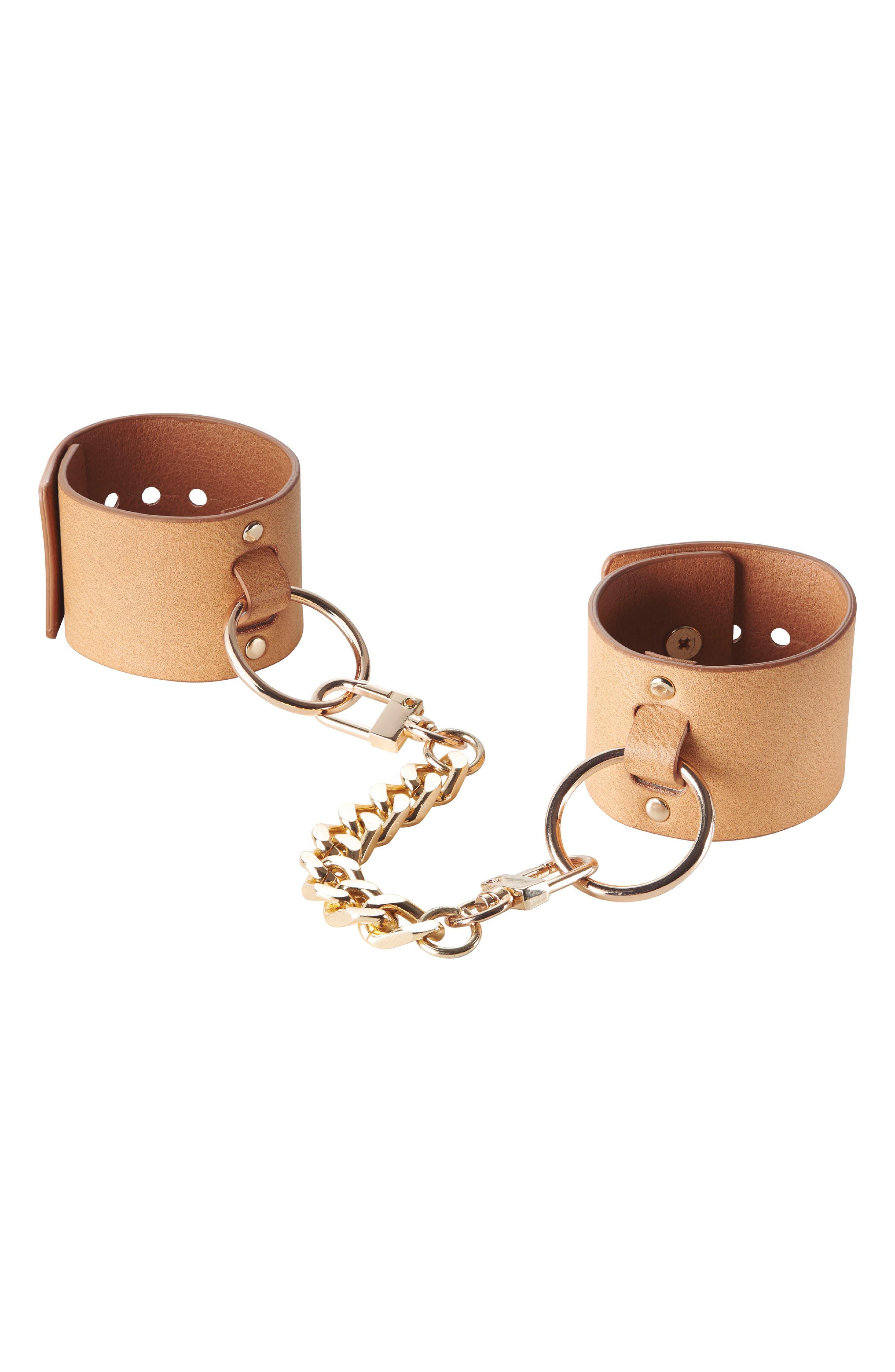 Bijoux Indiscrets Maze Wide Handcuffs