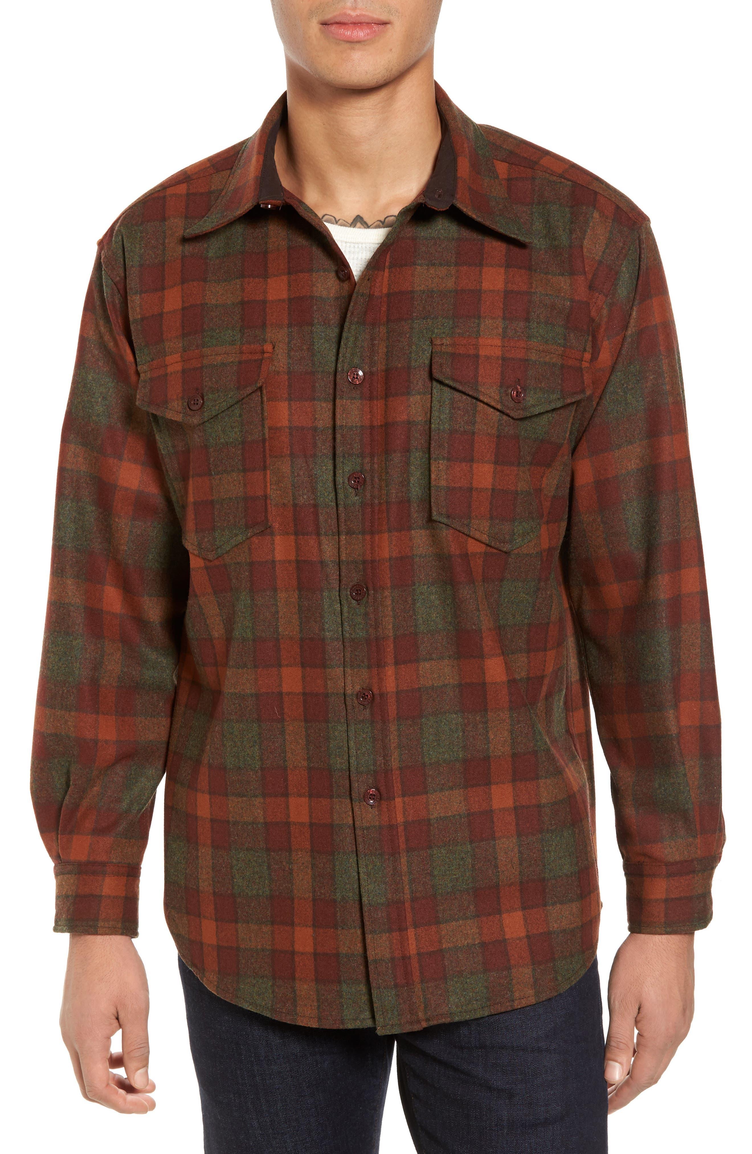 Pendleton Guide Wool Shirt