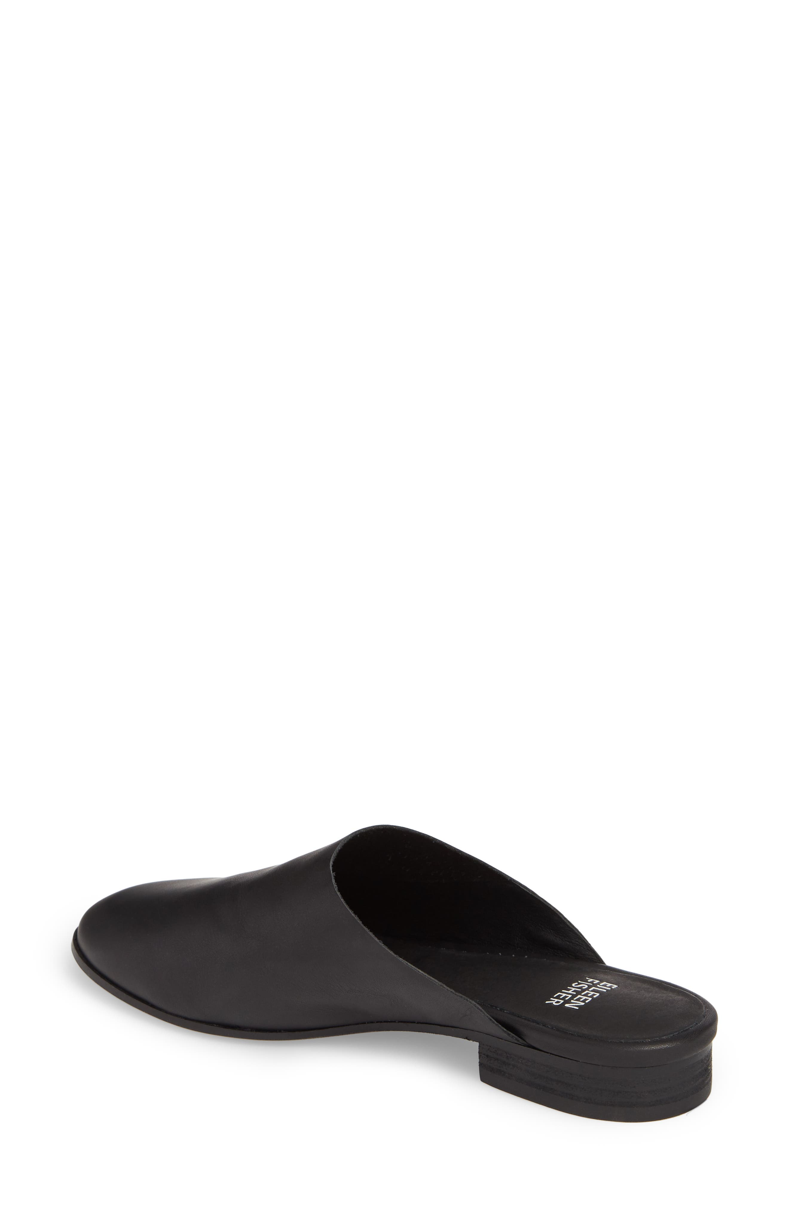 Alternate Image 2  - Eileen Fisher Gwen Mule (Women)