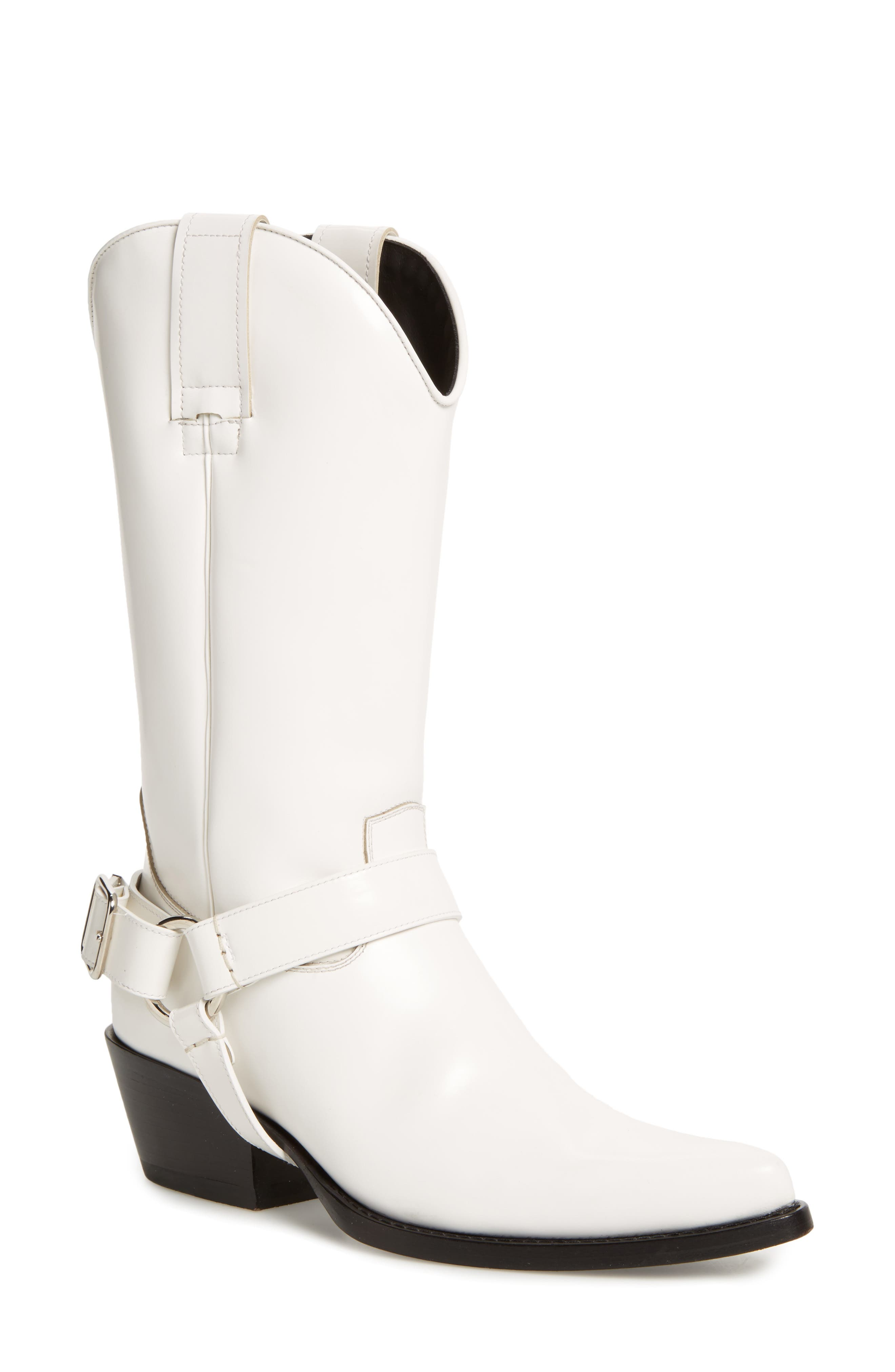 Calvin Klein 205W39NYC Tex Tammy Western Boot (Women)