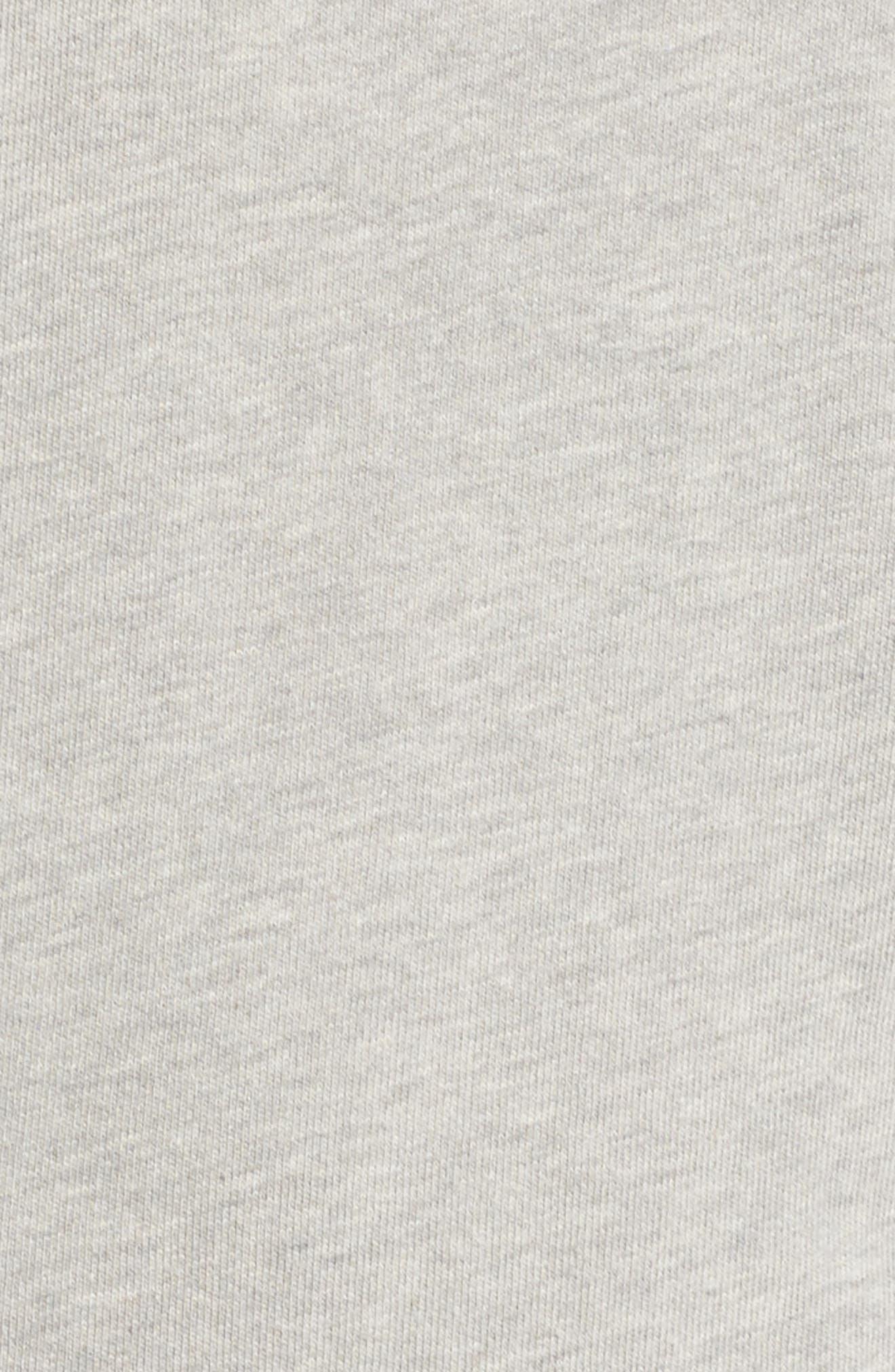 NFL Seattle Seahawks Hacci Sweatshirt,                             Alternate thumbnail 5, color,                             Dove Heather Grey
