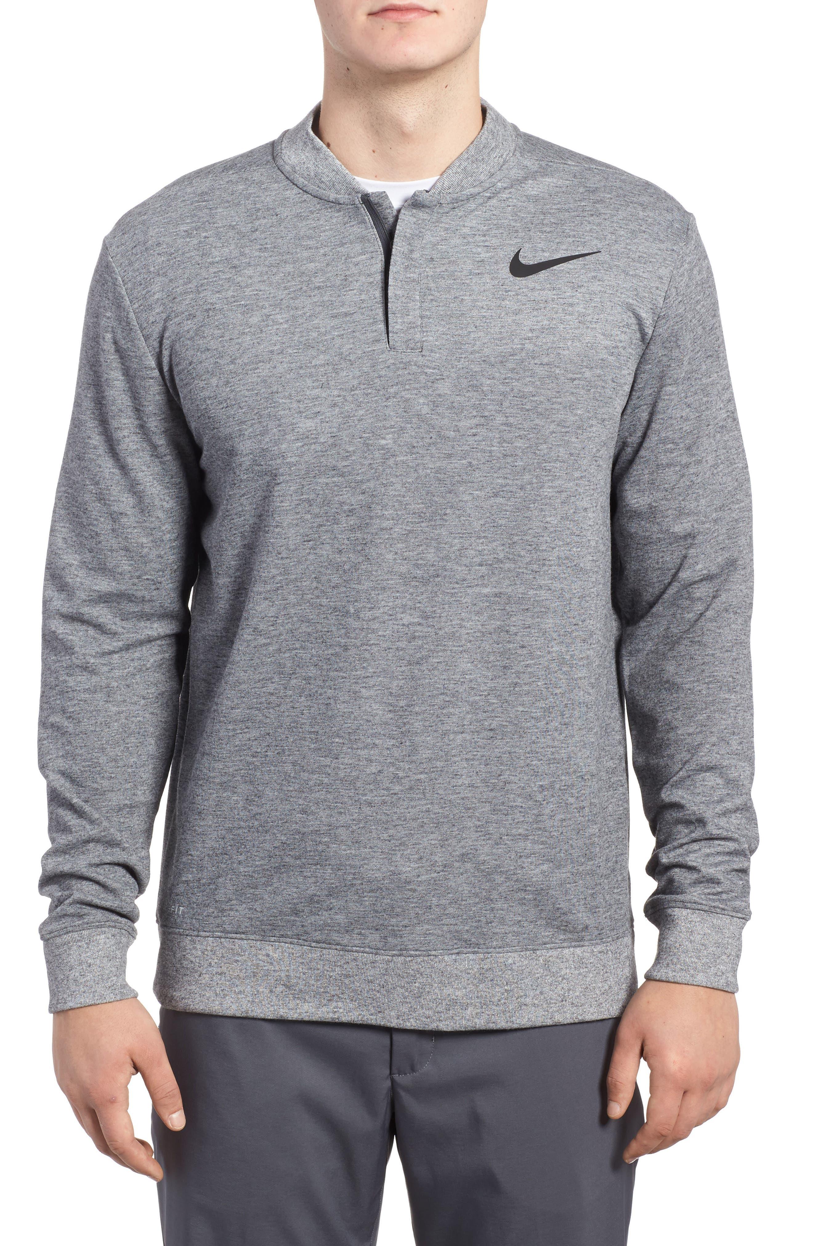 Nike TW Dry Long Sleeve Polo Shirt