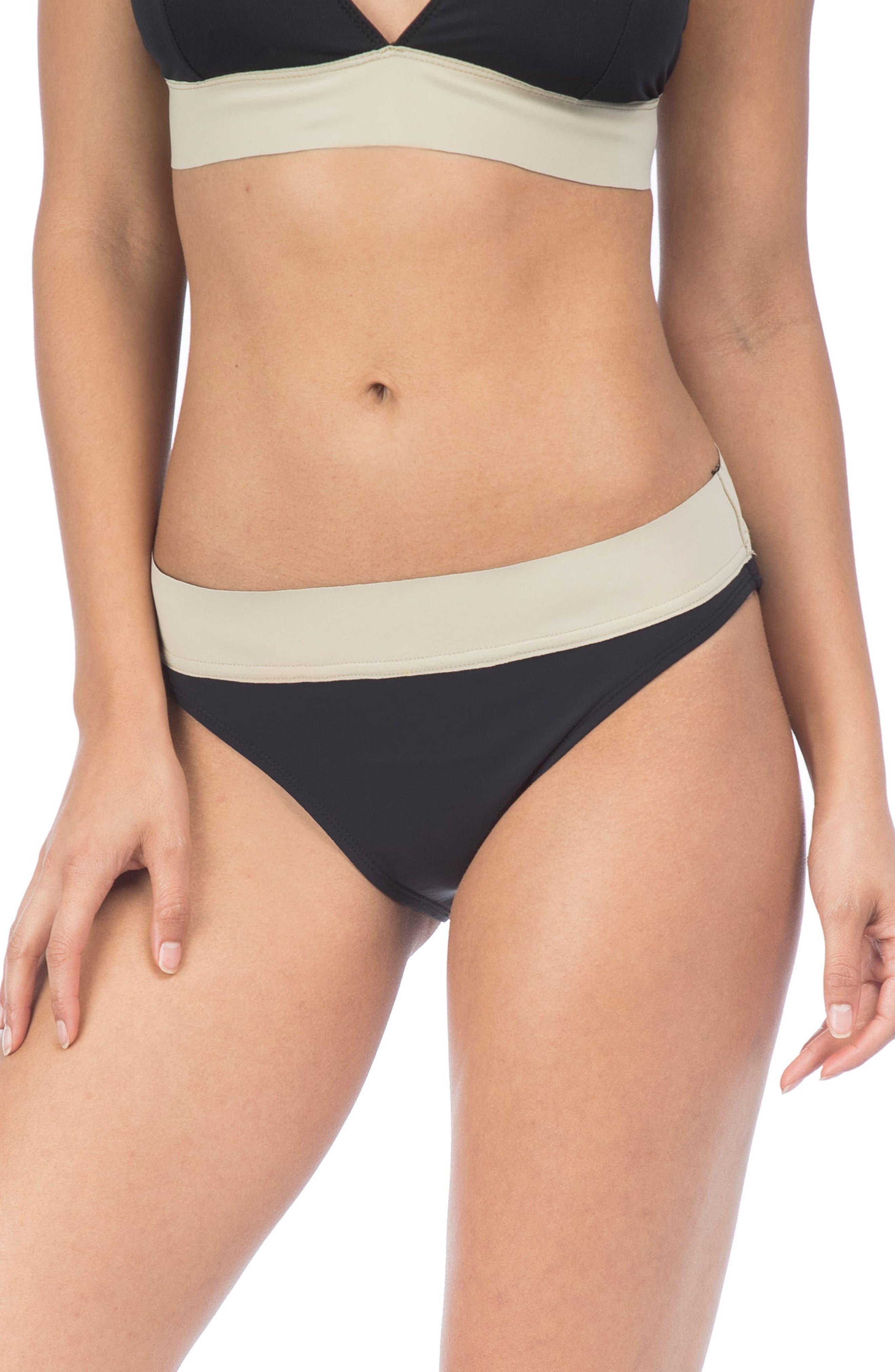 Main Image - La Blanca Bondage Banded Hipster Binkini Bottom