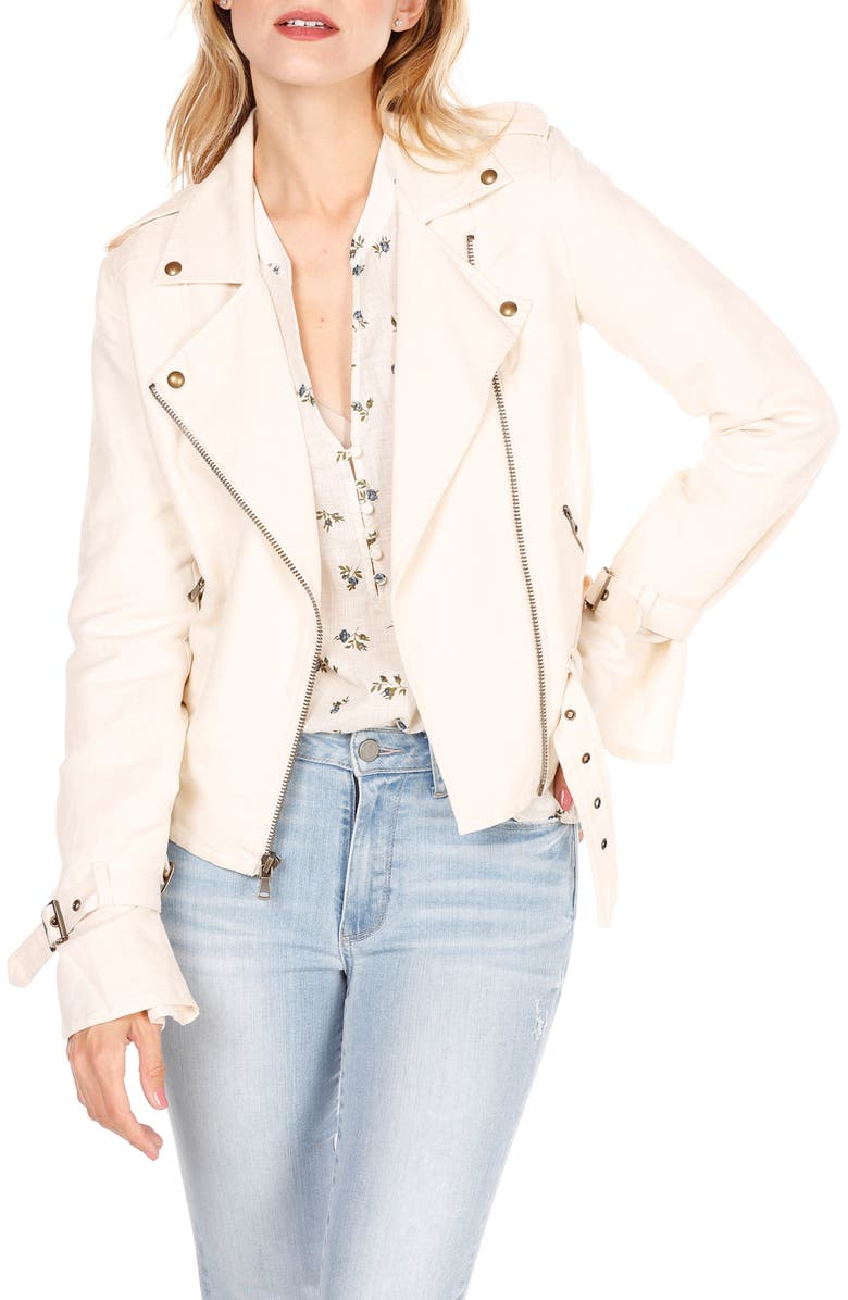 Rhoda Moto Jacket