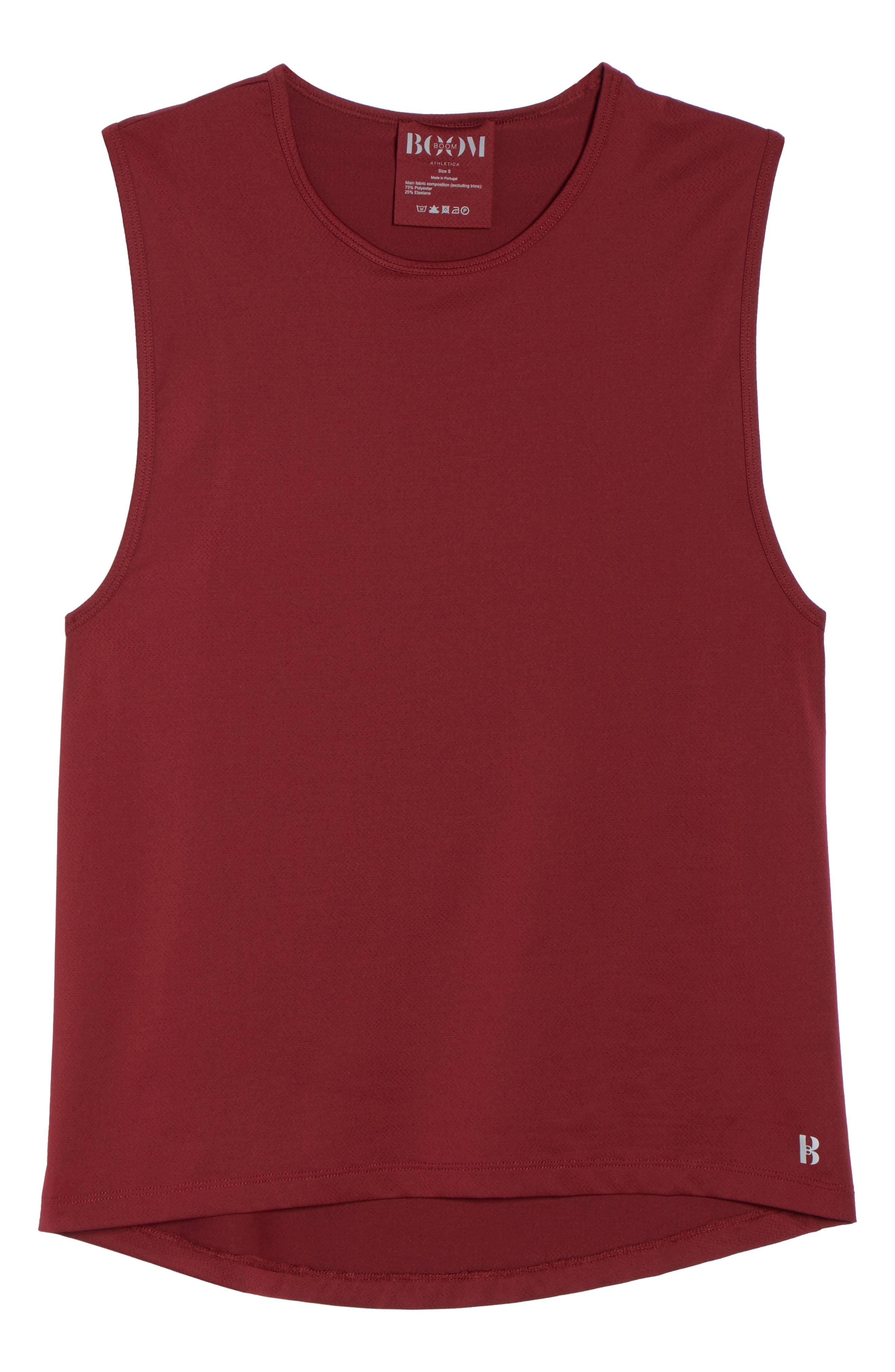 Alternate Image 7  - BoomBoom Athletica Muscle Tank