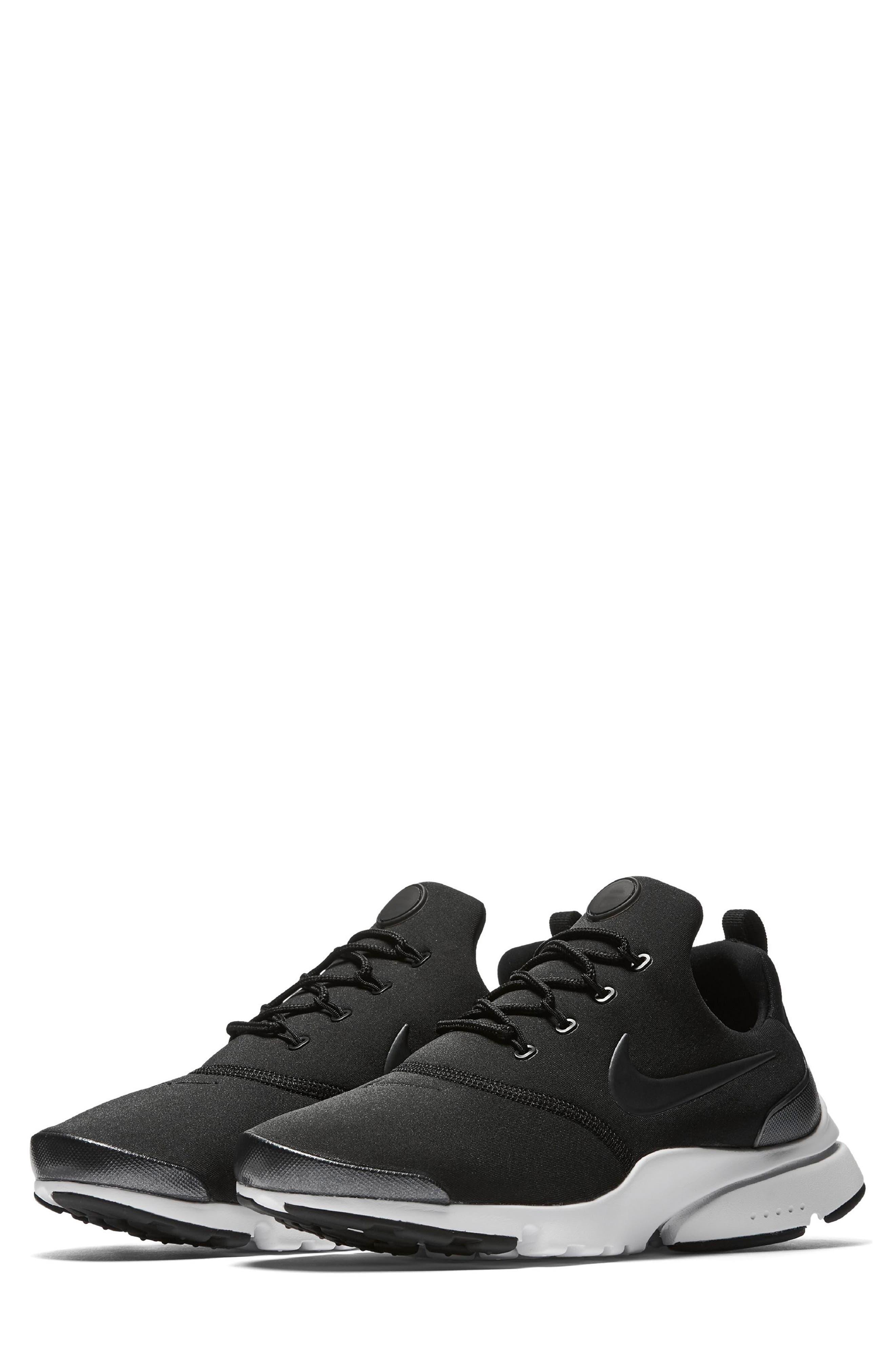 Presto Ultra SE Sneaker,                         Main,                         color, Black/ Grey/ White