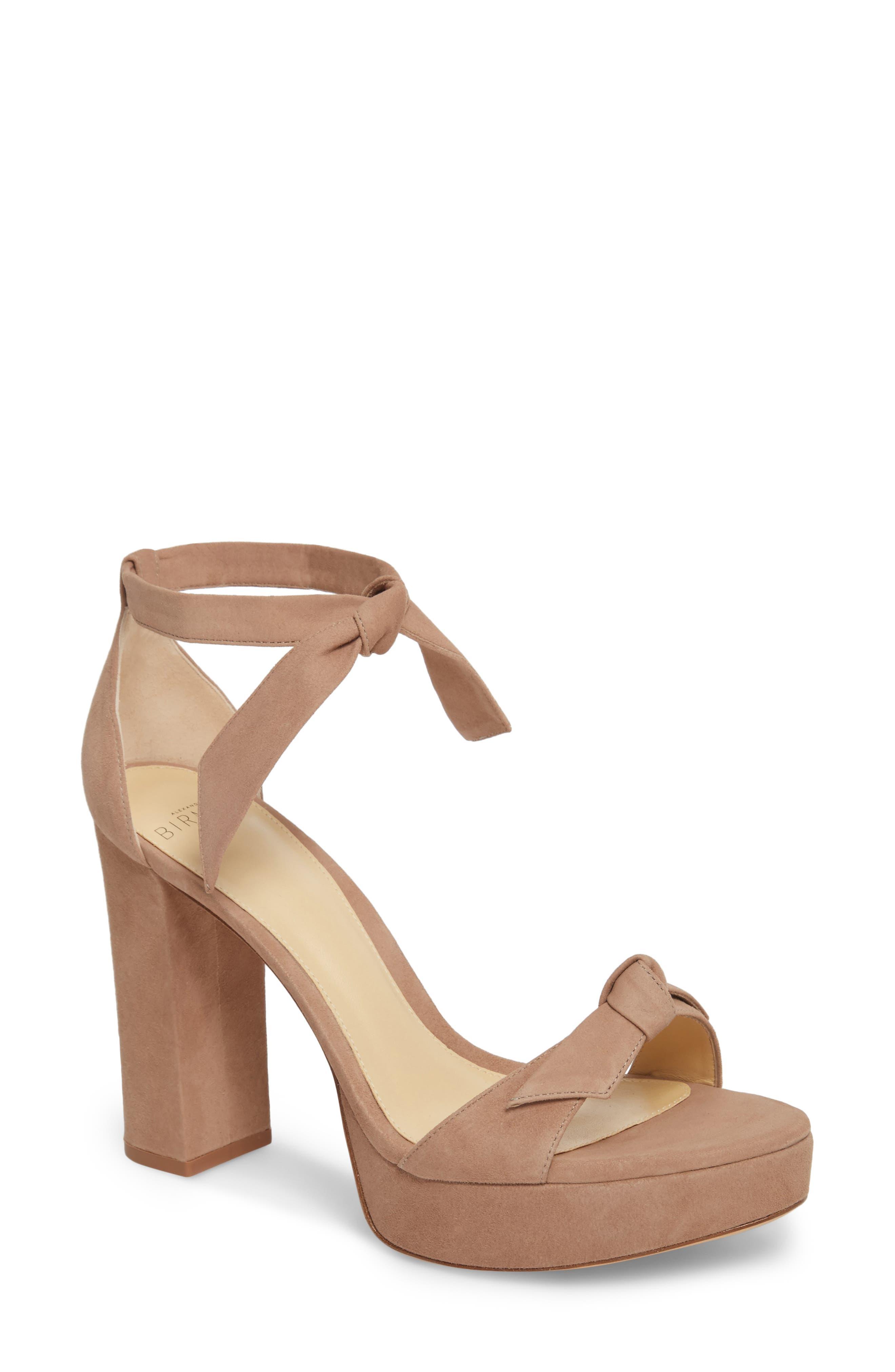 Alternate Image 1 Selected - Alexandre Birman Mabeleh Platform Sandal (Women)
