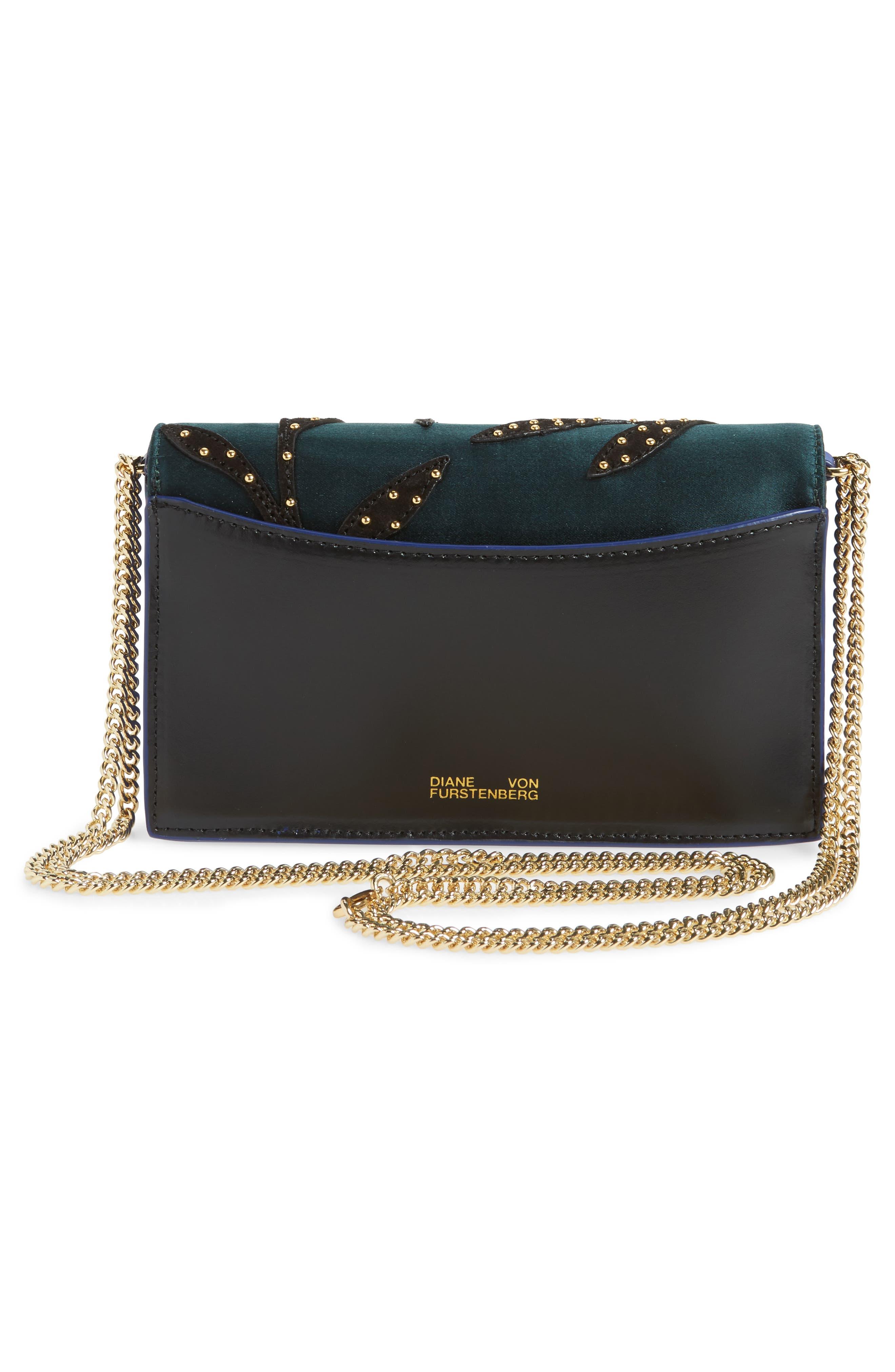 Alternate Image 3  - Diane von Furstenberg Soirée Convertible Crossbody Bag