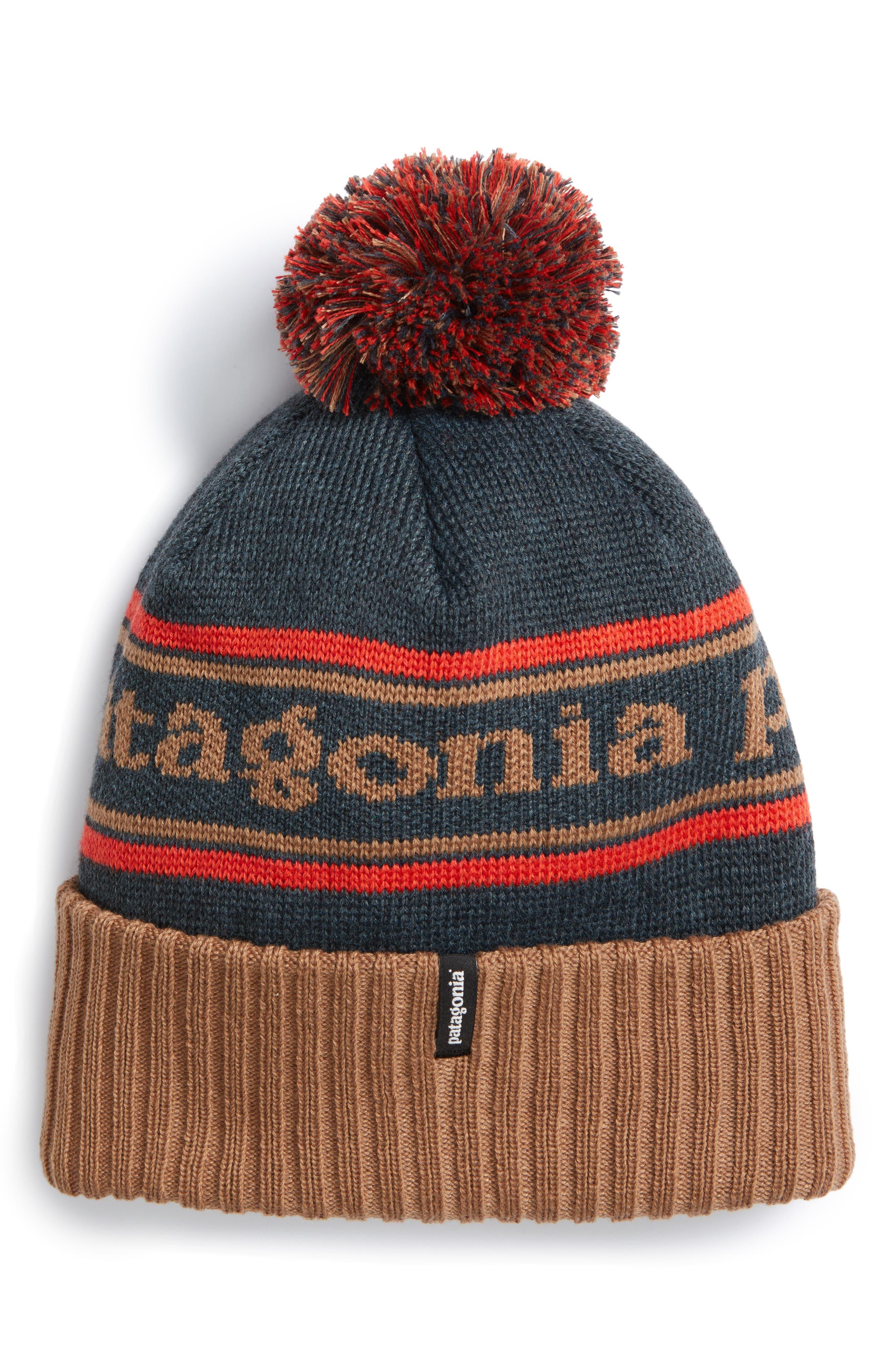 Main Image - Patagonia 'Powder Down' Beanie