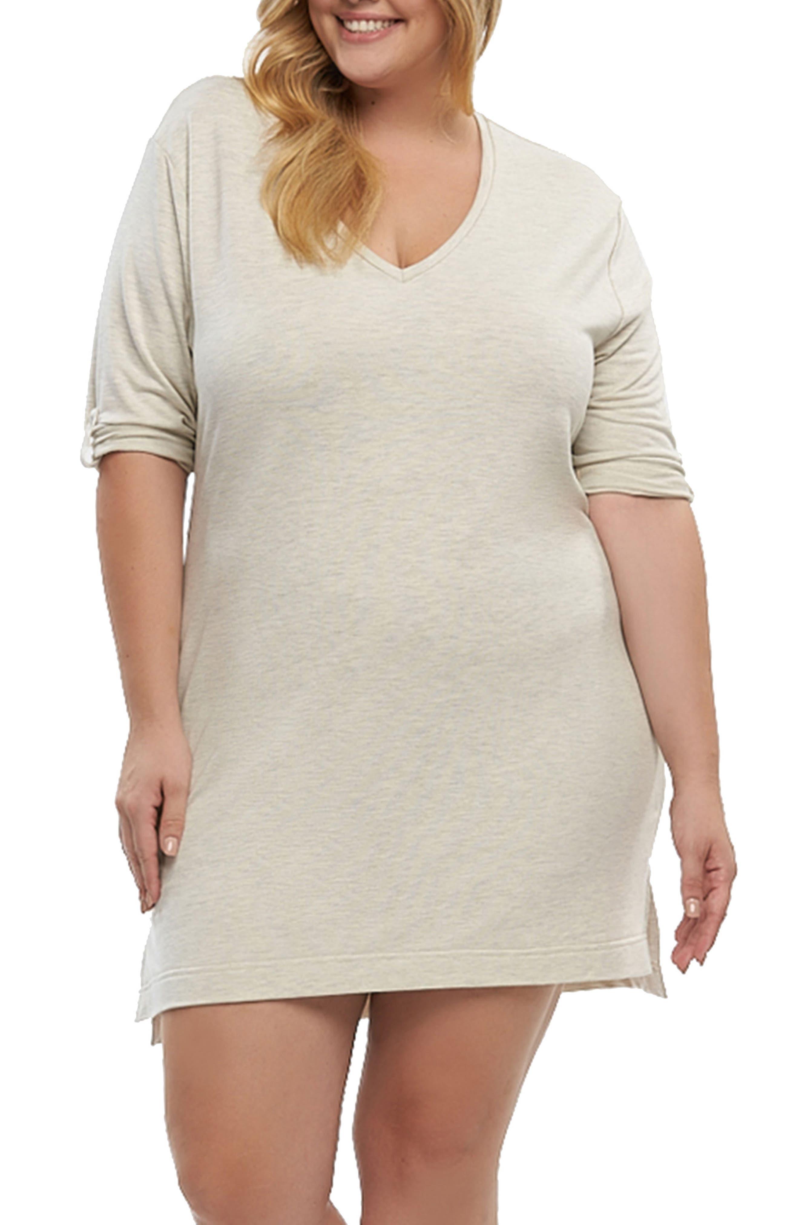 Tart Tatyanna Stretch Tunic (Plus Size)
