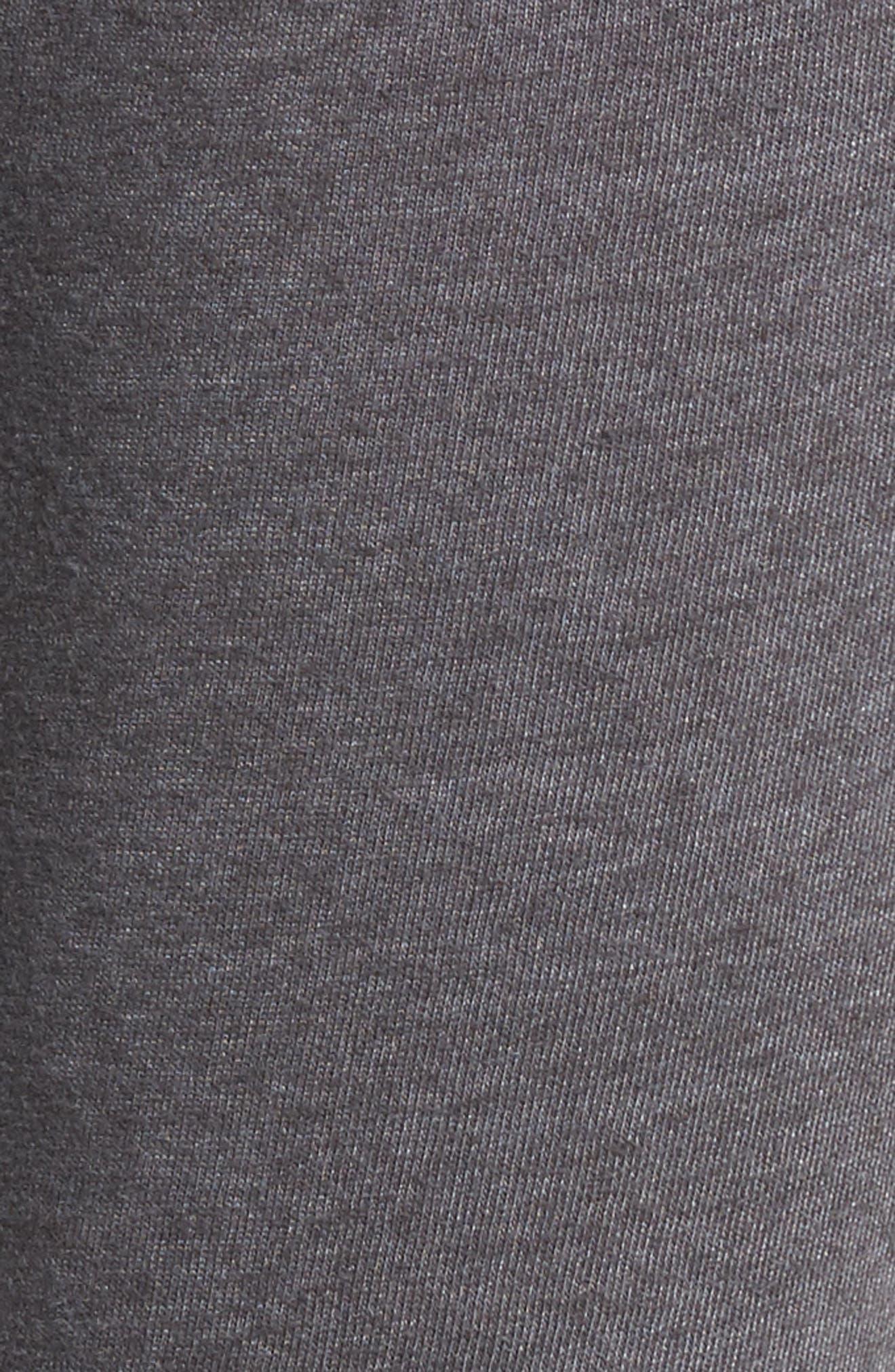 Lounge Pants,                             Alternate thumbnail 5, color,                             Jet Black