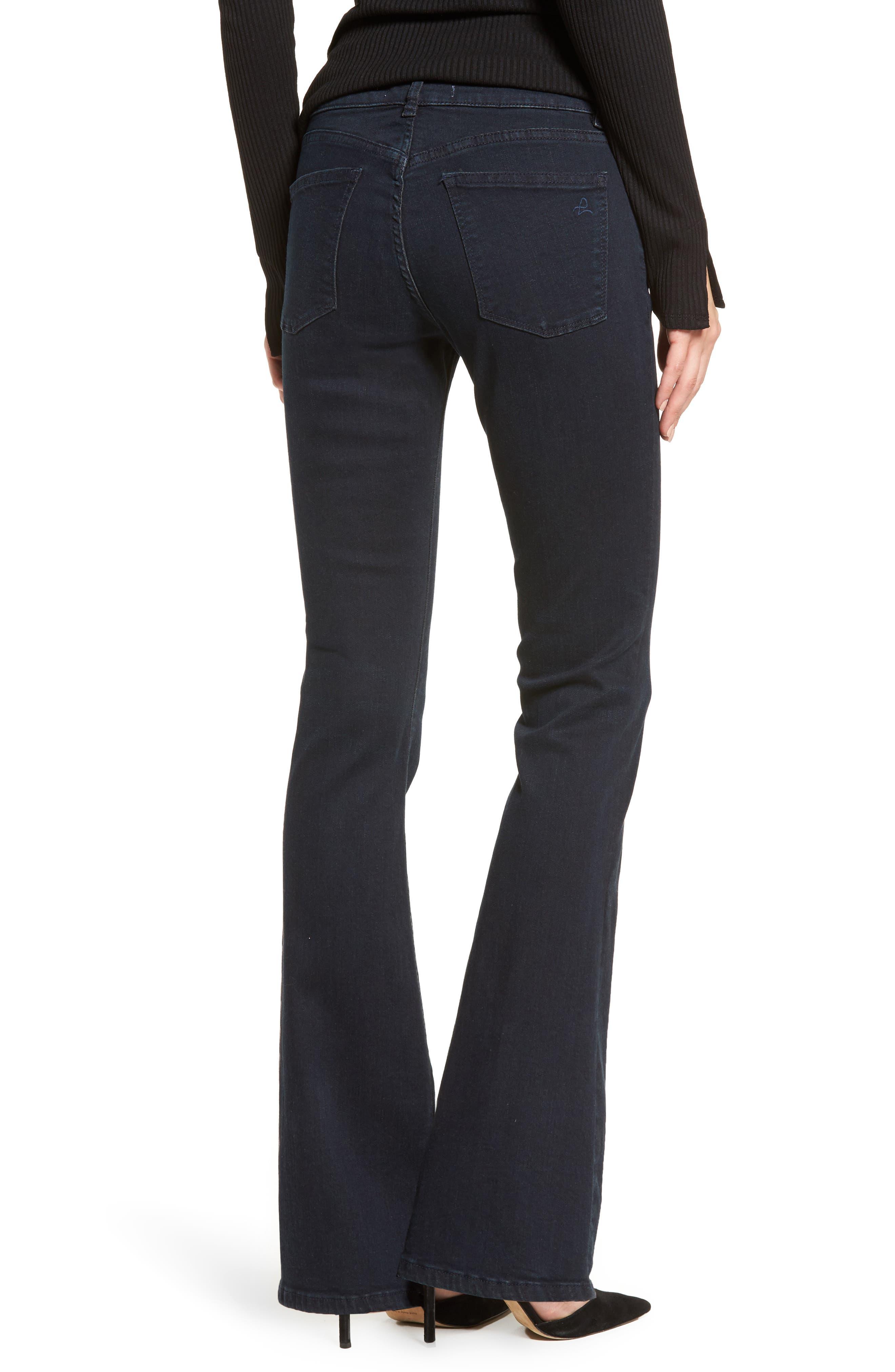 Alternate Image 2  - DL1961 Bridget Instasculpt Bootcut Jeans (Carly)