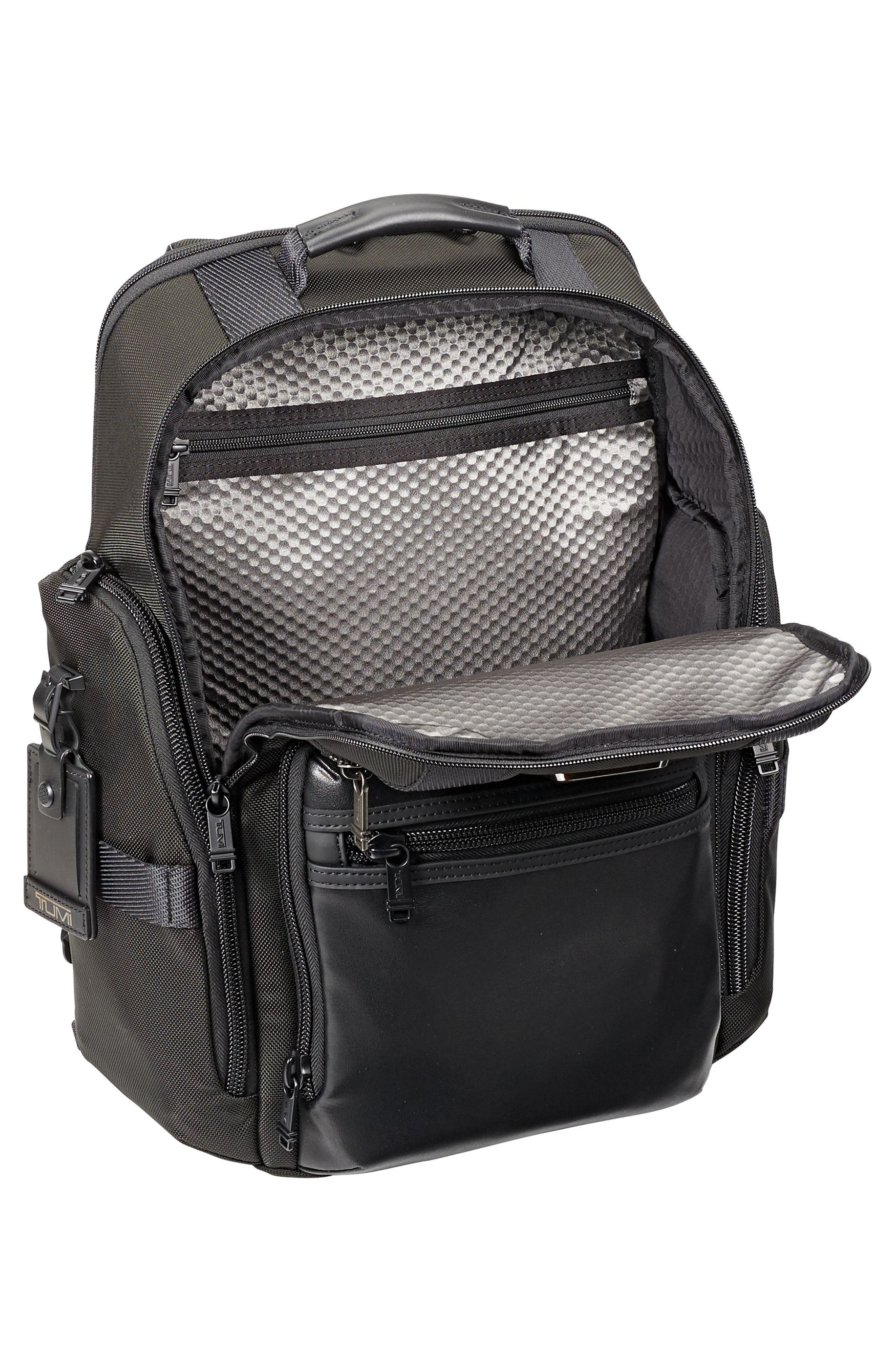 Alternate Image 4  - Tumi Alpha Bravo - Sheppard Deluxe Backpack