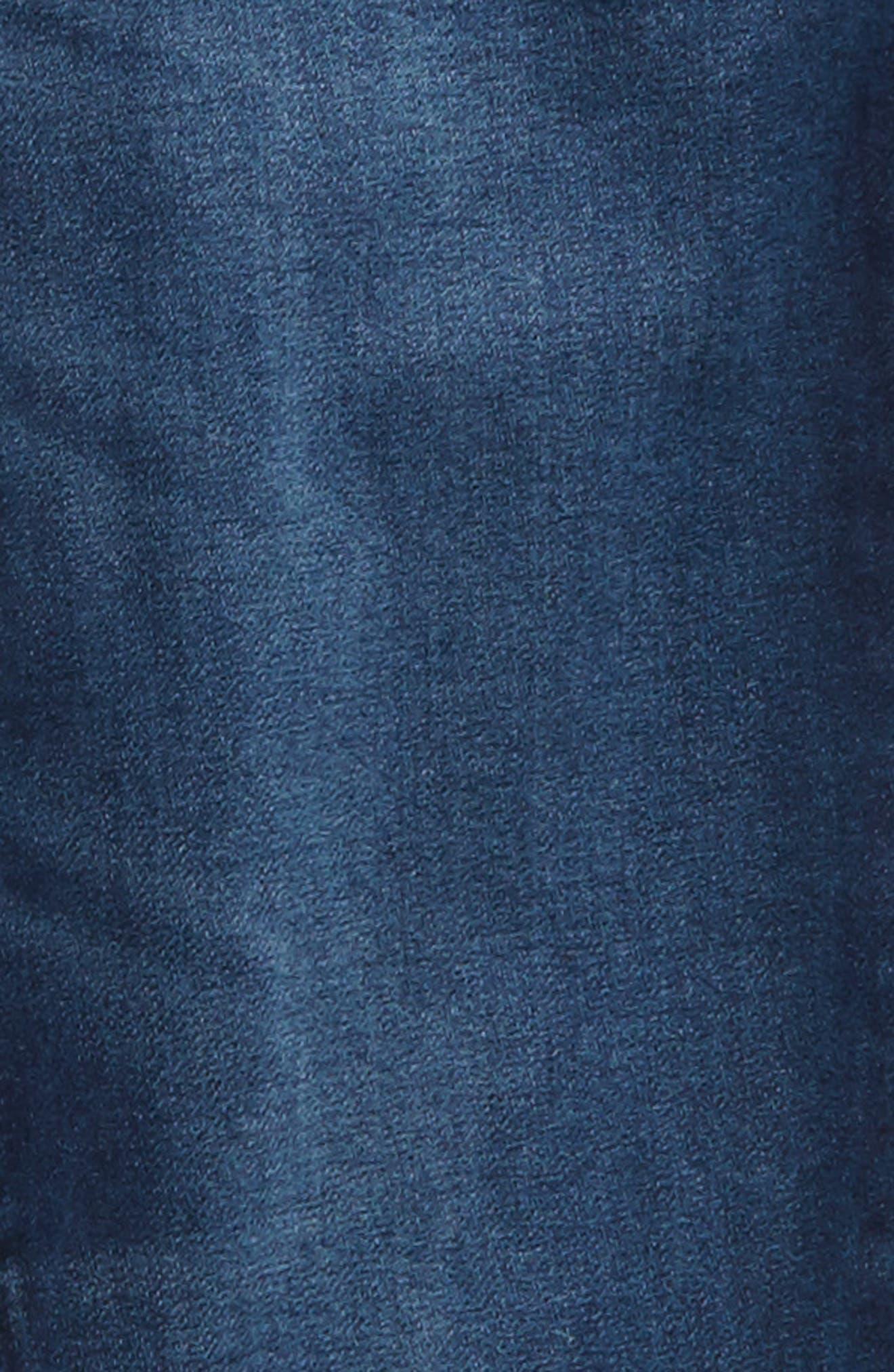 William Drawstring Jeans,                             Alternate thumbnail 3, color,                             Reserve