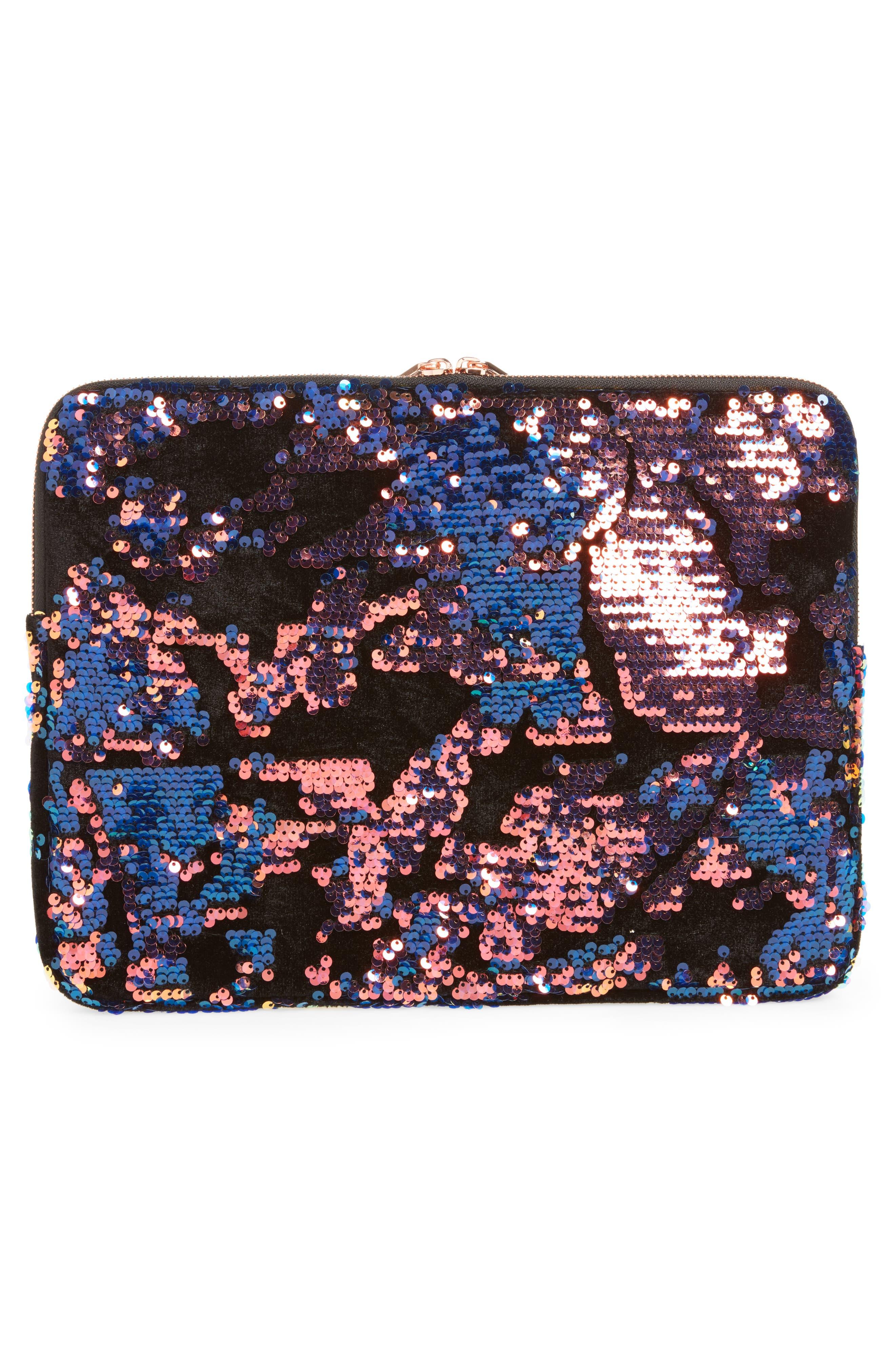 Skinny Dip Luxe 13-Inch Laptop Case,                             Alternate thumbnail 2, color,                             Multi