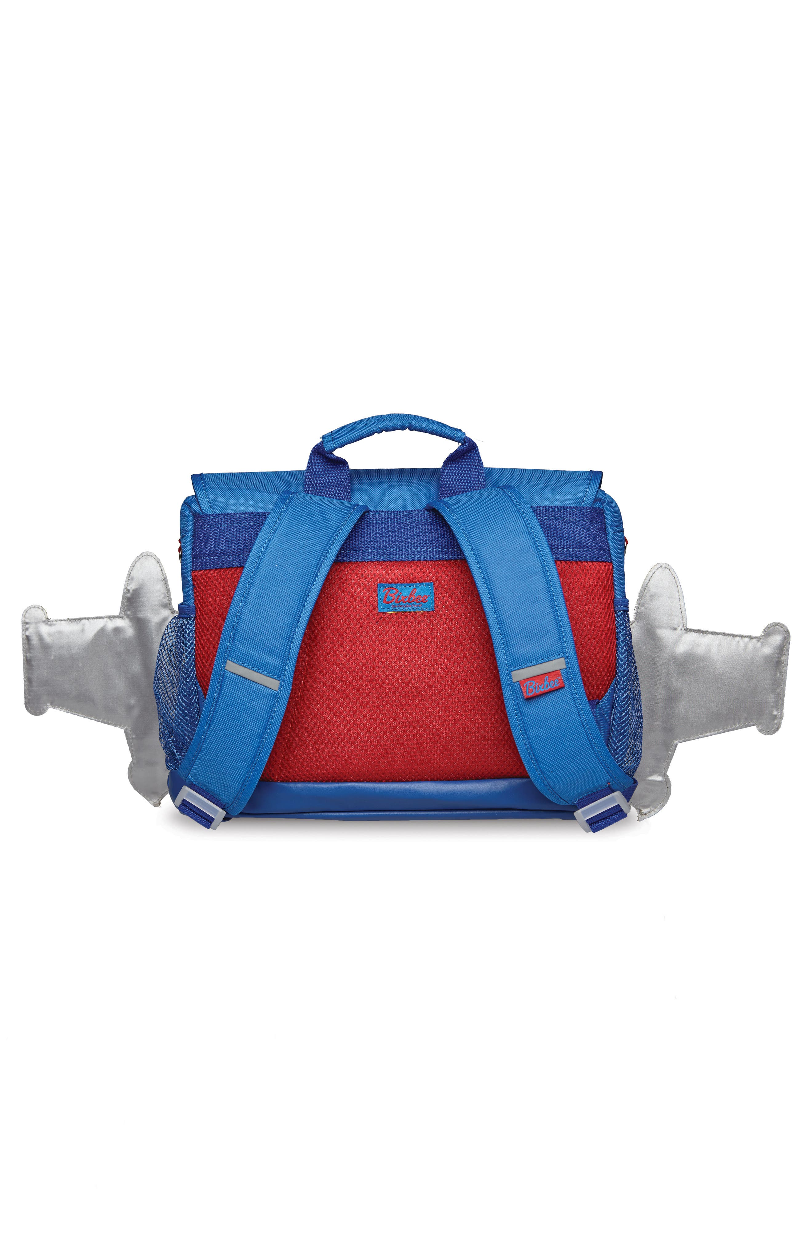 Rocketflyer Water-Resistant Backpack,                             Alternate thumbnail 2, color,                             Blue