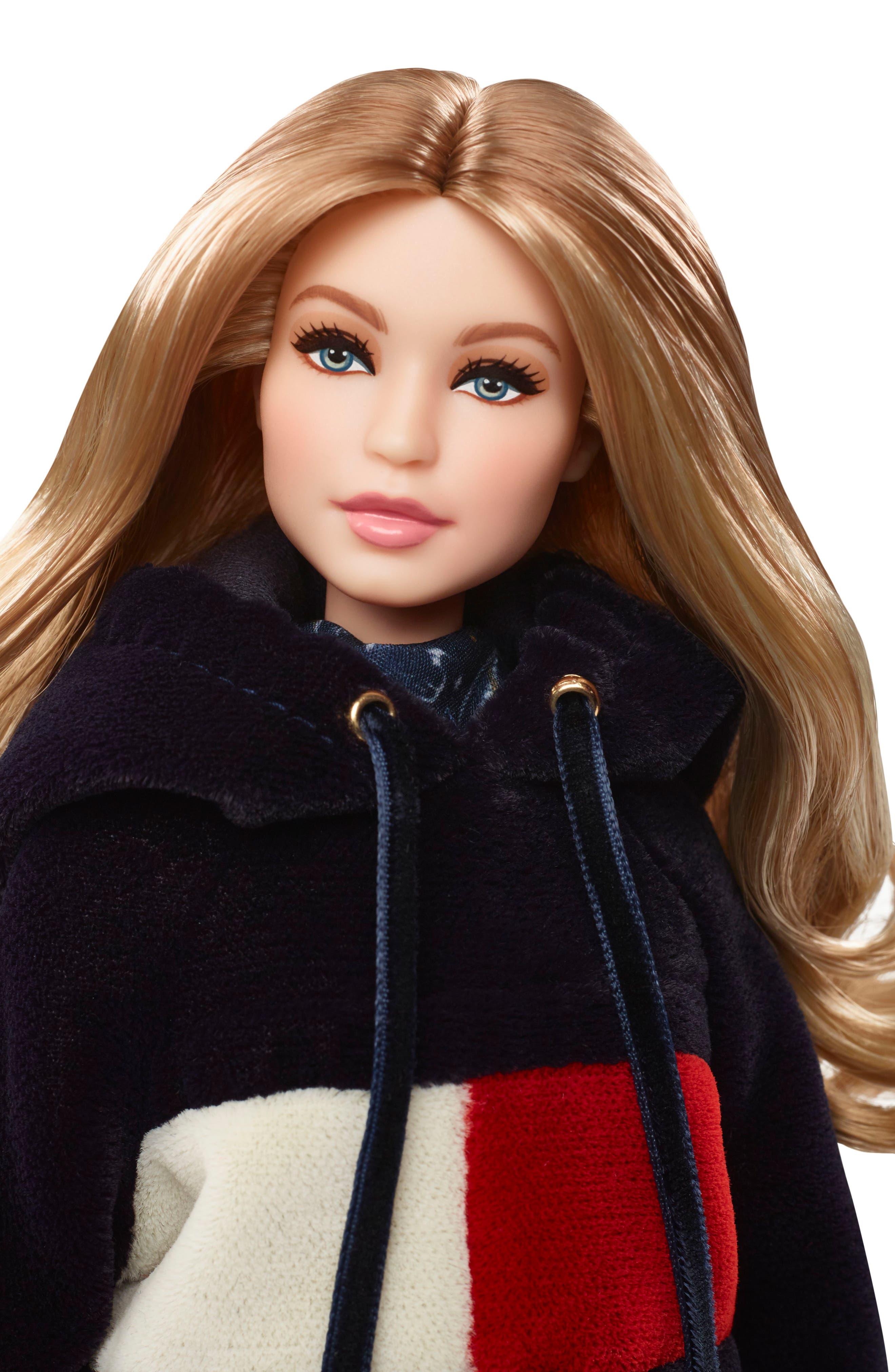 Alternate Image 8  - Mattel Barbie® Signature Tommy Hilfiger x Gigi Hadid Doll