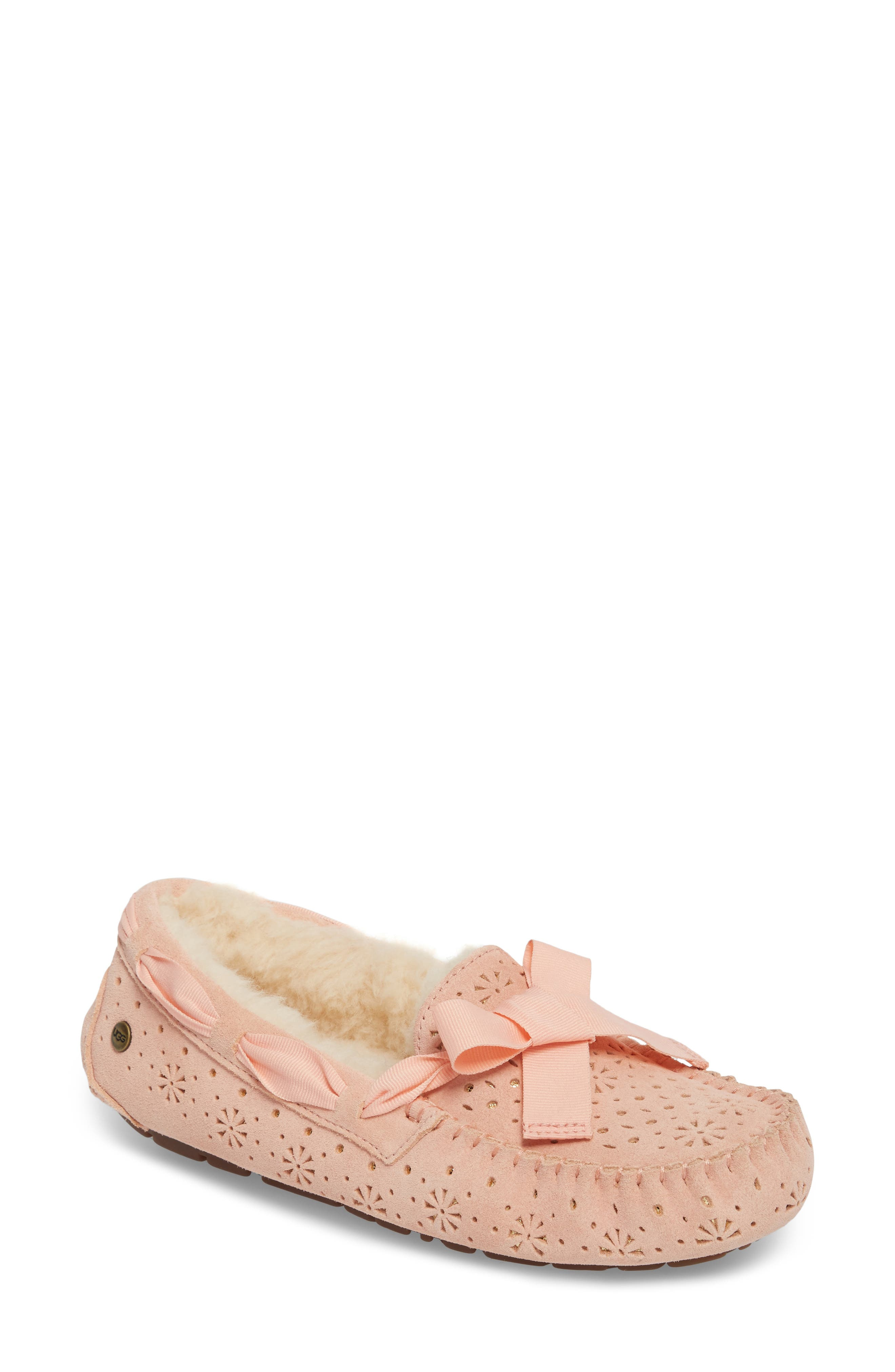 UGG® Dakota Sunshine Slipper (Women)