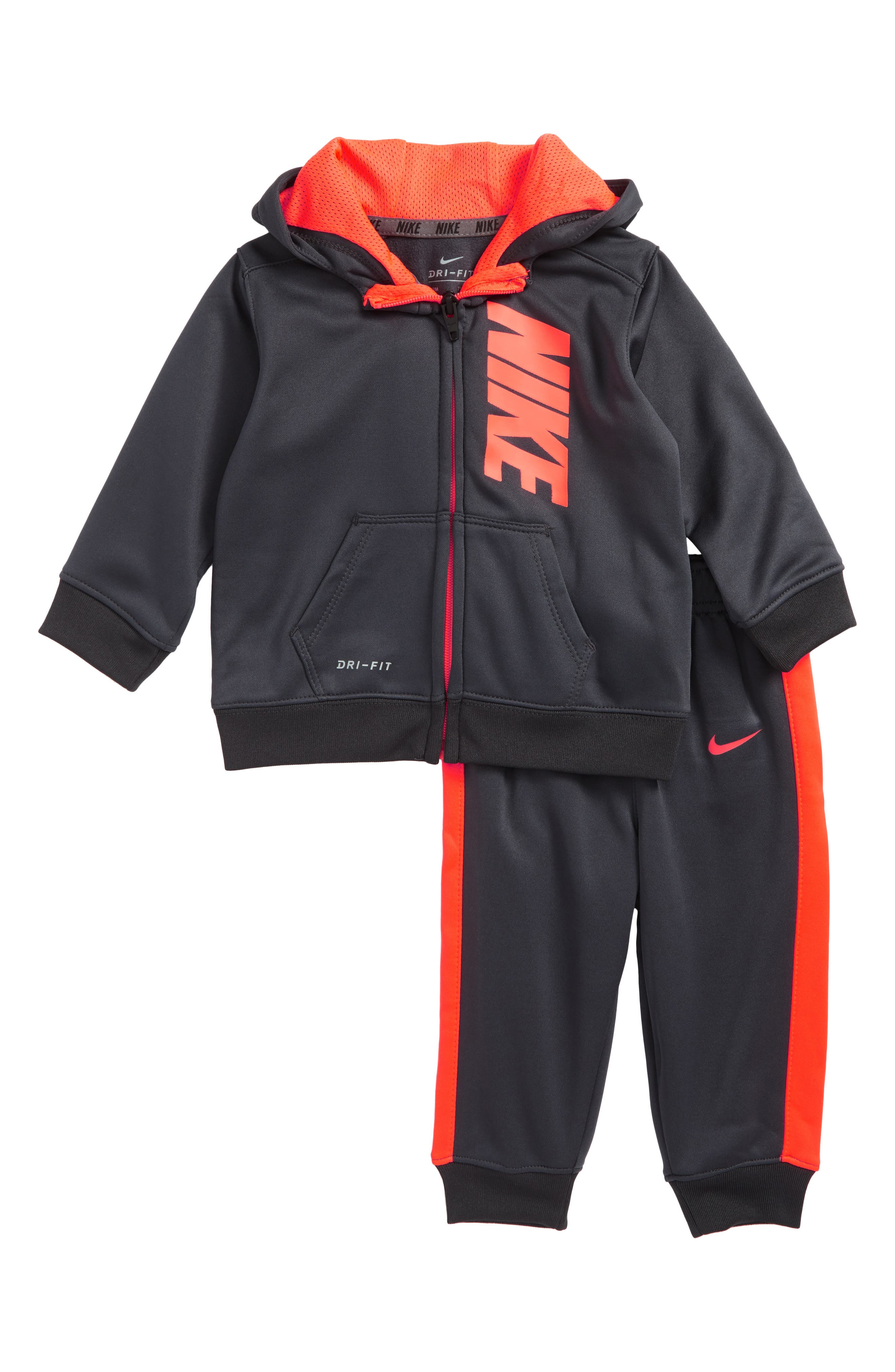 Nike KO Therma-FIT Fleece Hoodie & Pants Set (Baby Boys)