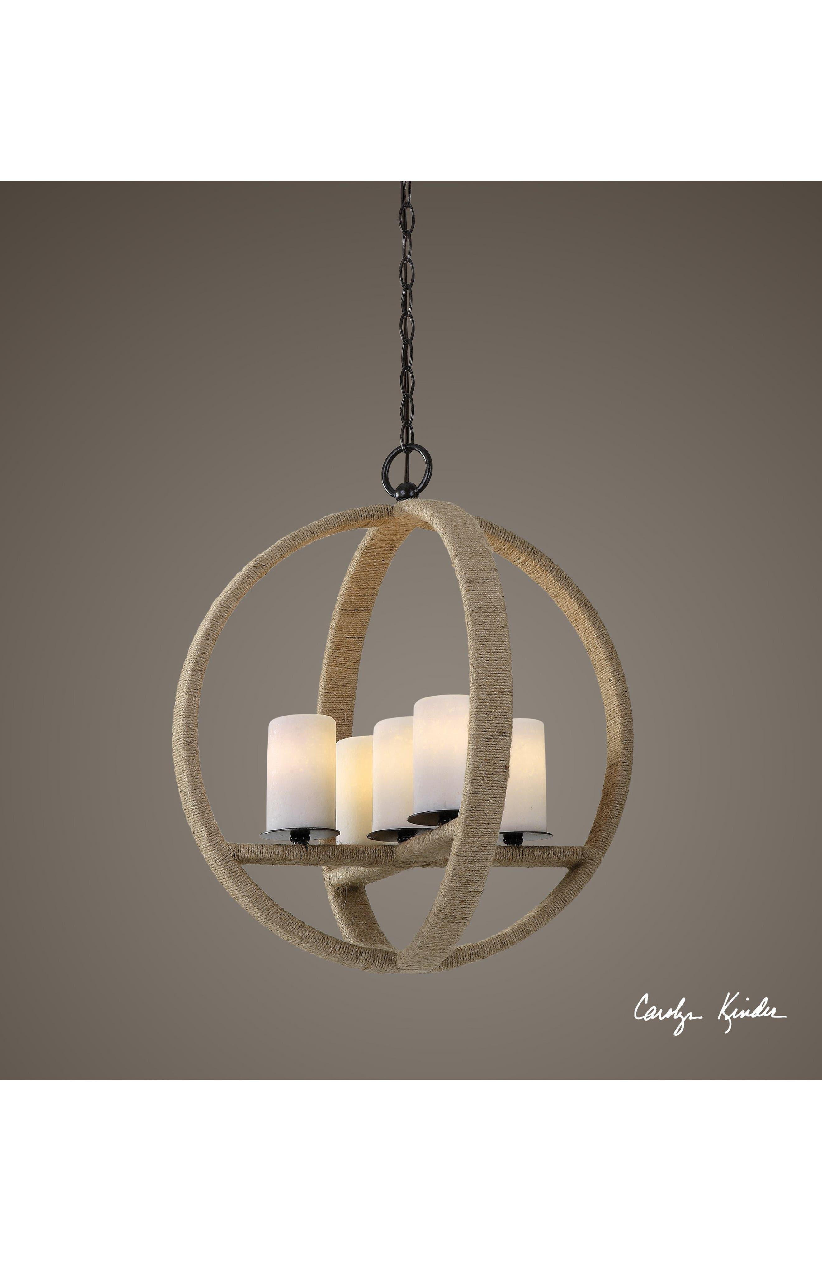 Alternate Image 2  - Uttermost Gironico Pendant Lamp