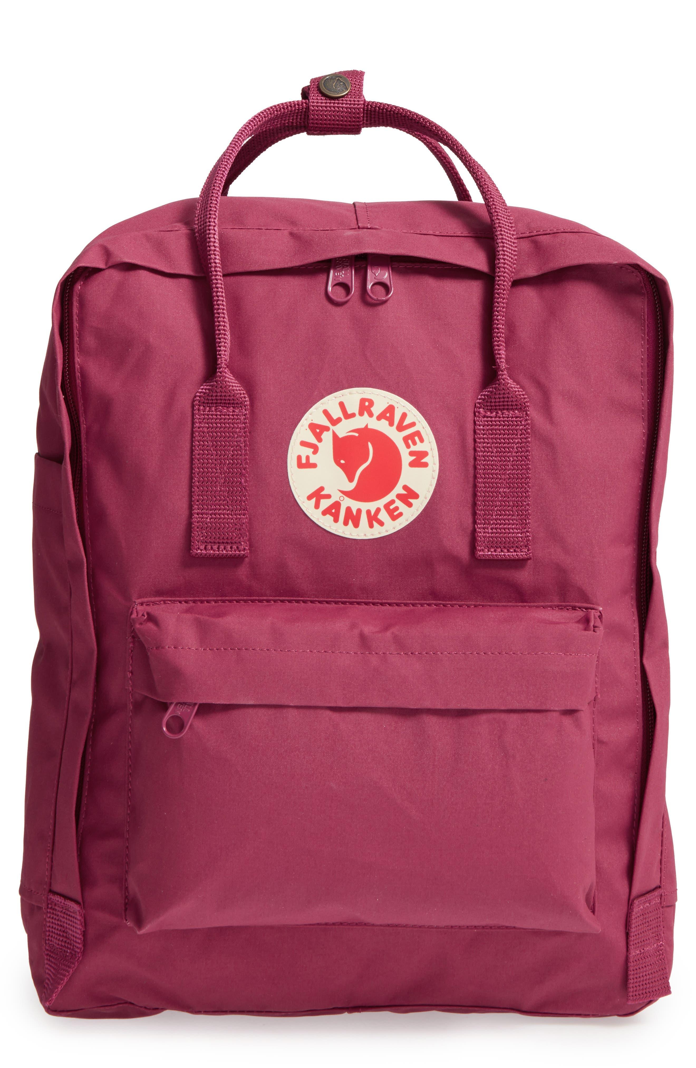 Alternate Image 1 Selected - Fjällräven Kånken Backpack