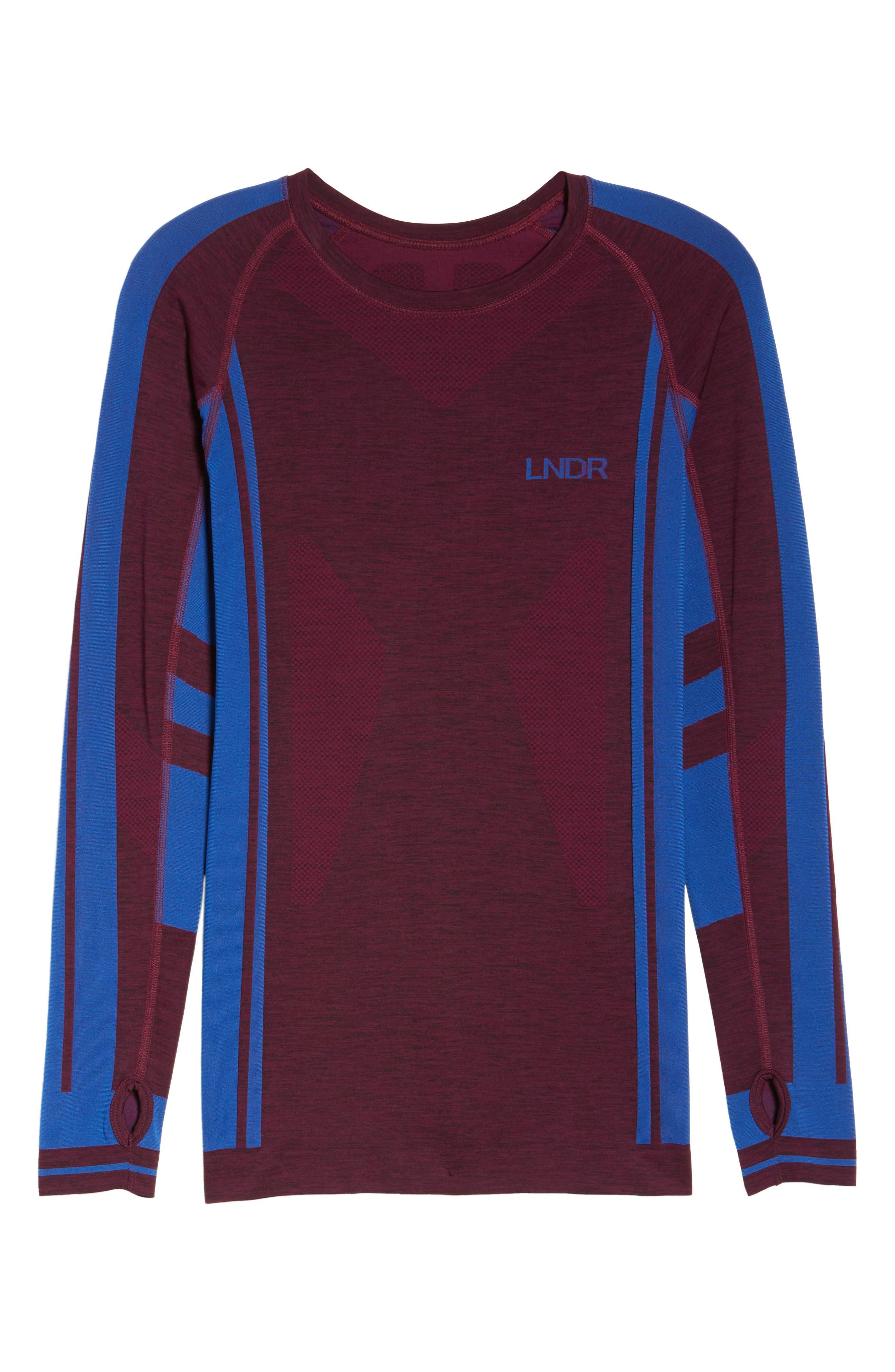 Alternate Image 1 Selected - LNDR Colours Long Sleeve Top