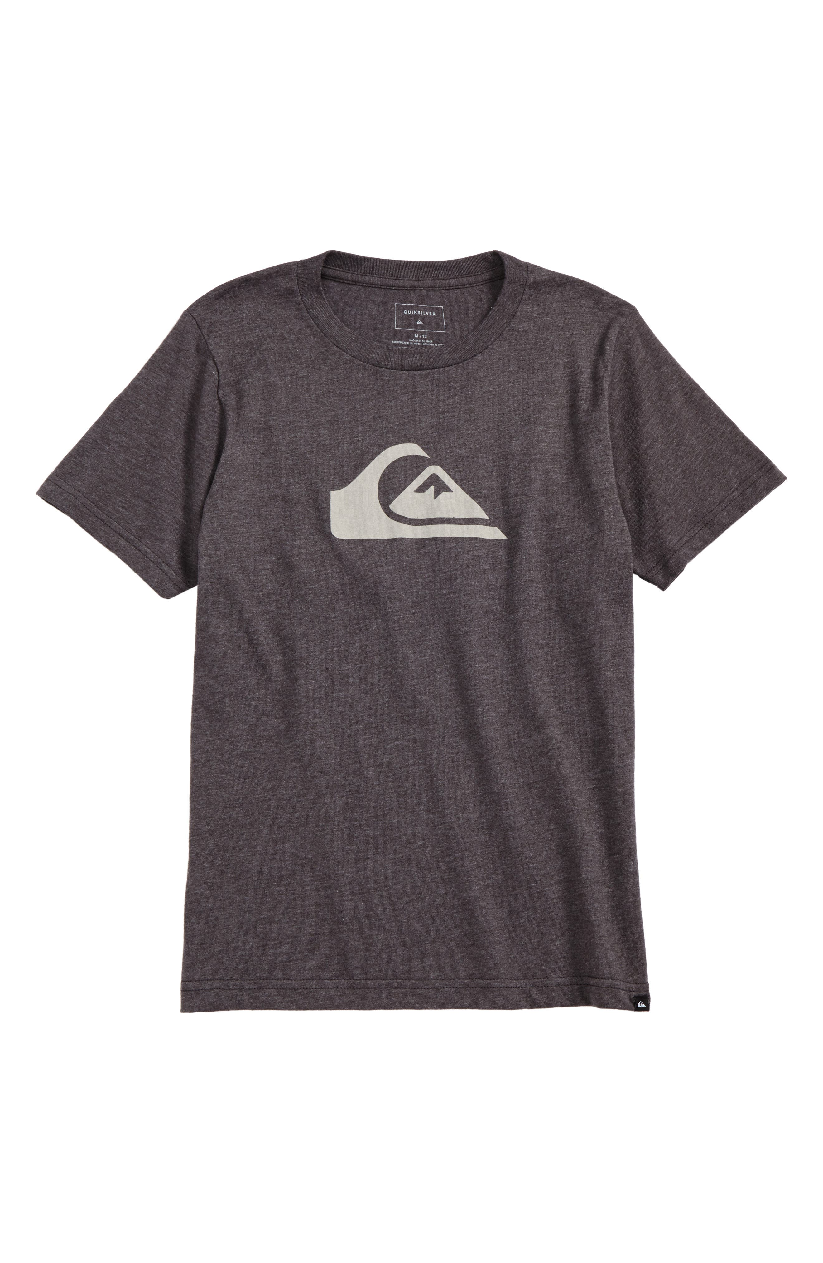 Quiksilver Logo Graphic T-Shirt (Big Boys)