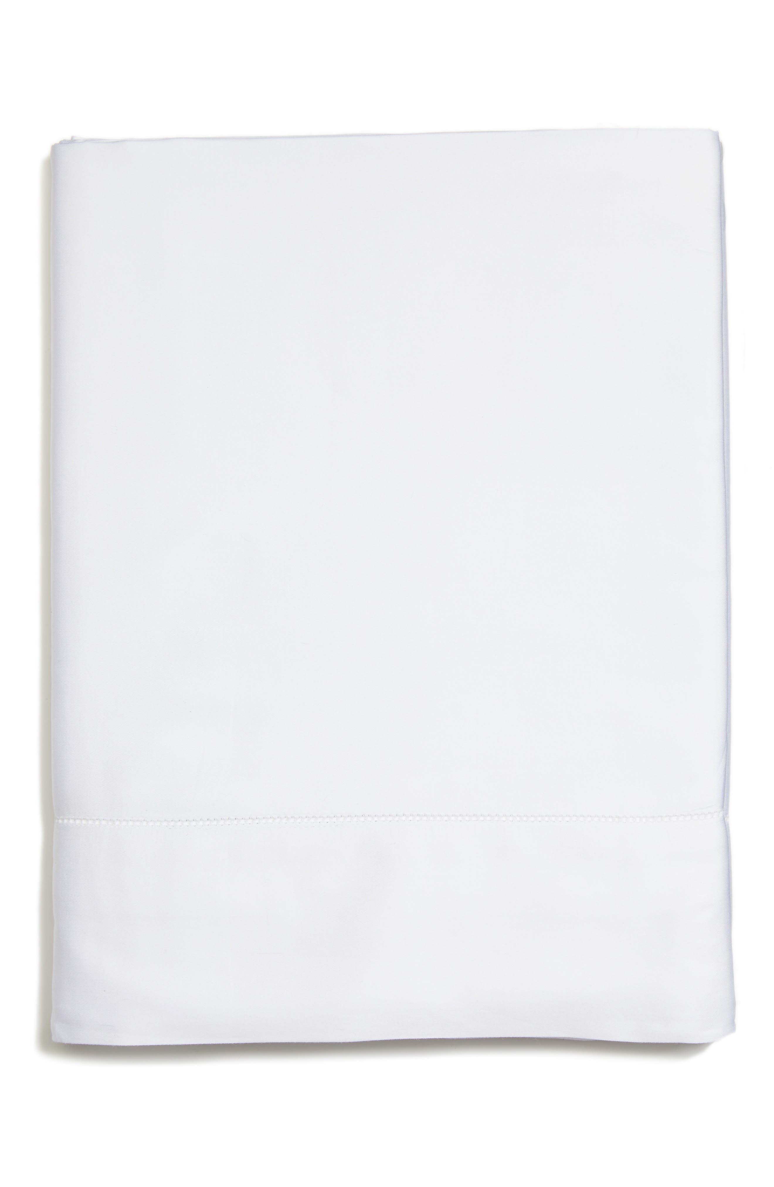 SFERRA Fiona 300 Thread Count Flat Sheet
