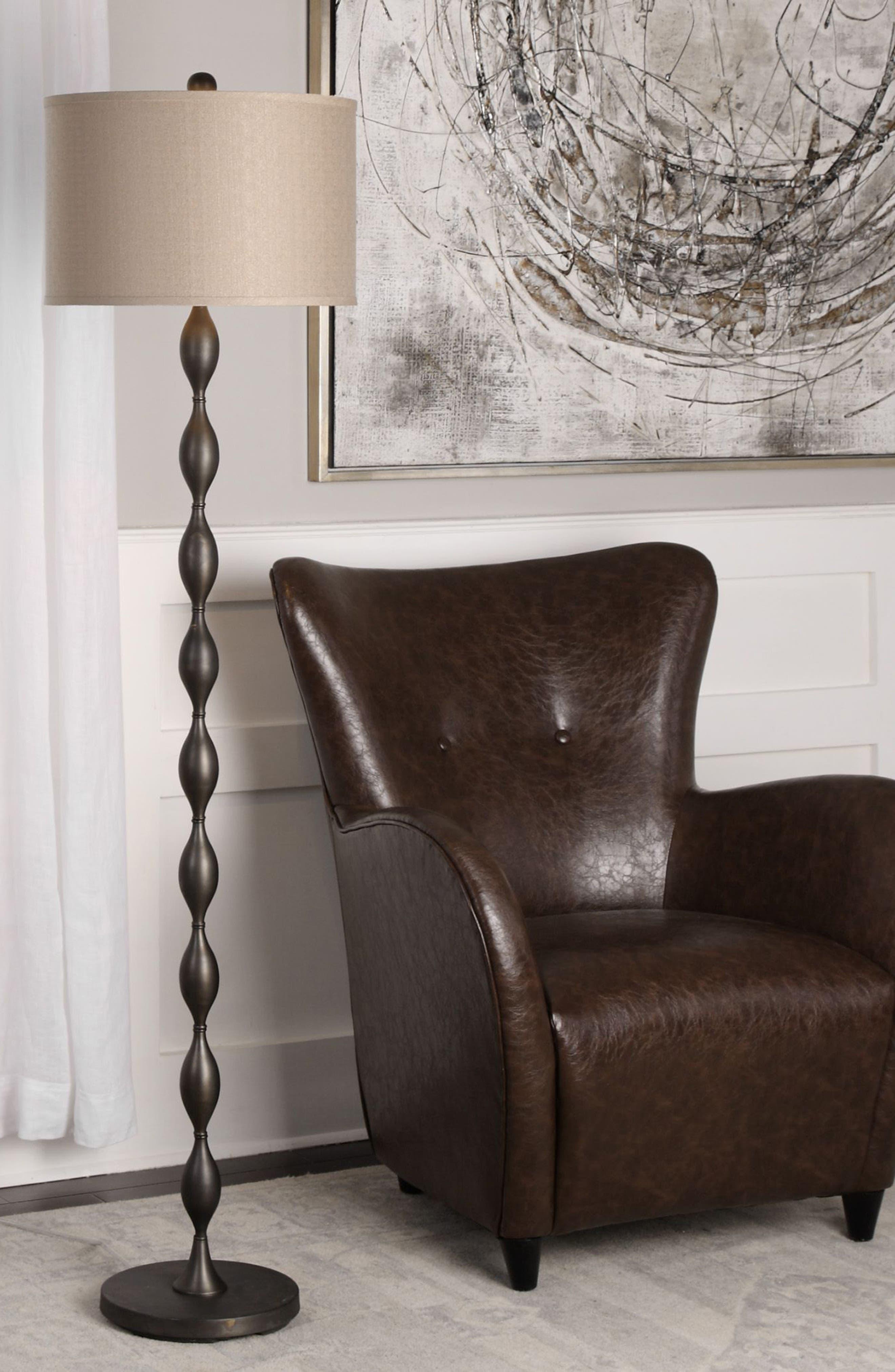 Alternate Image 2  - Uttermost Pamlico Floor Lamp