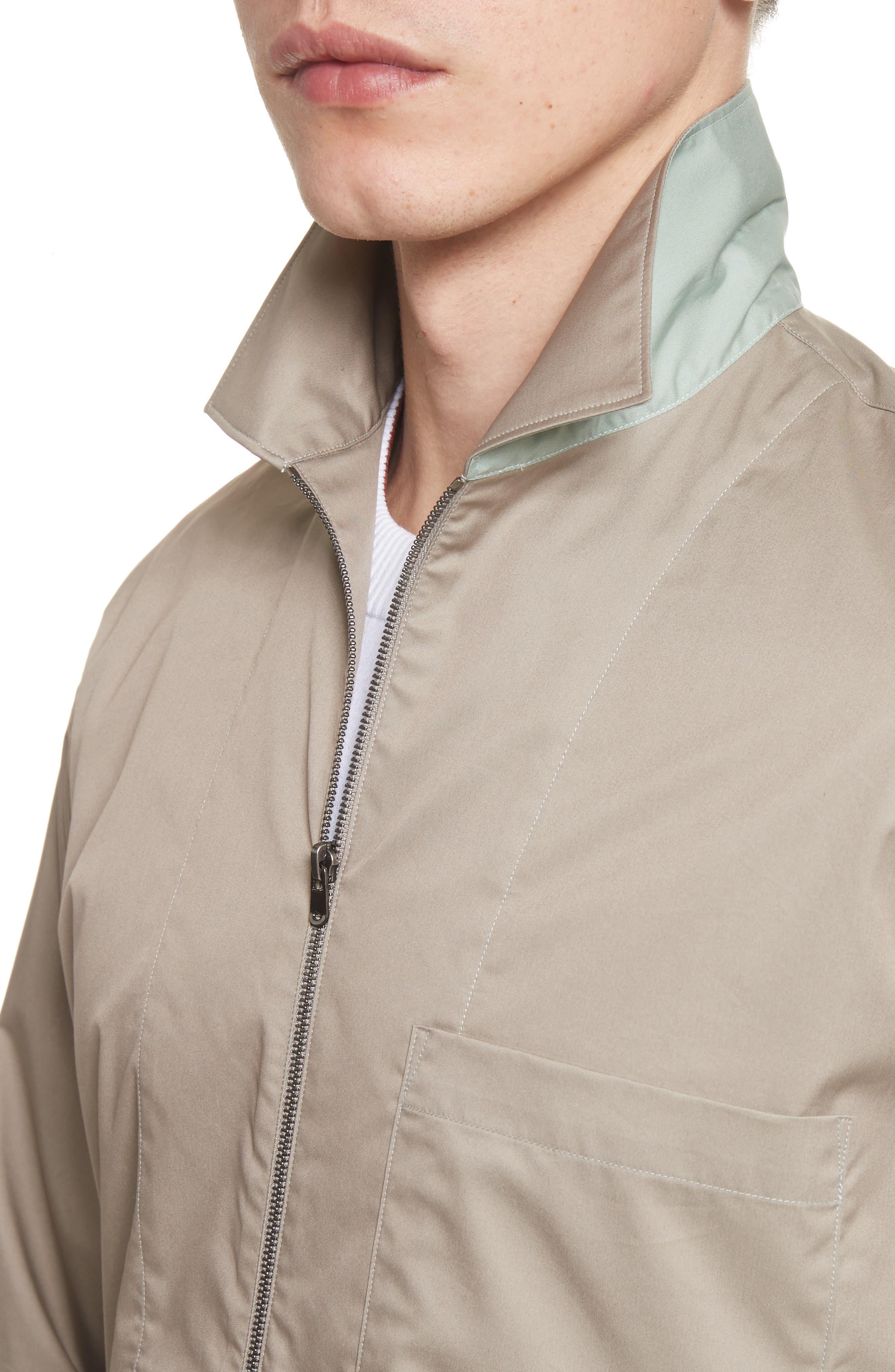 Alternate Image 4  - Tomorrowland Light Coach's Jacket