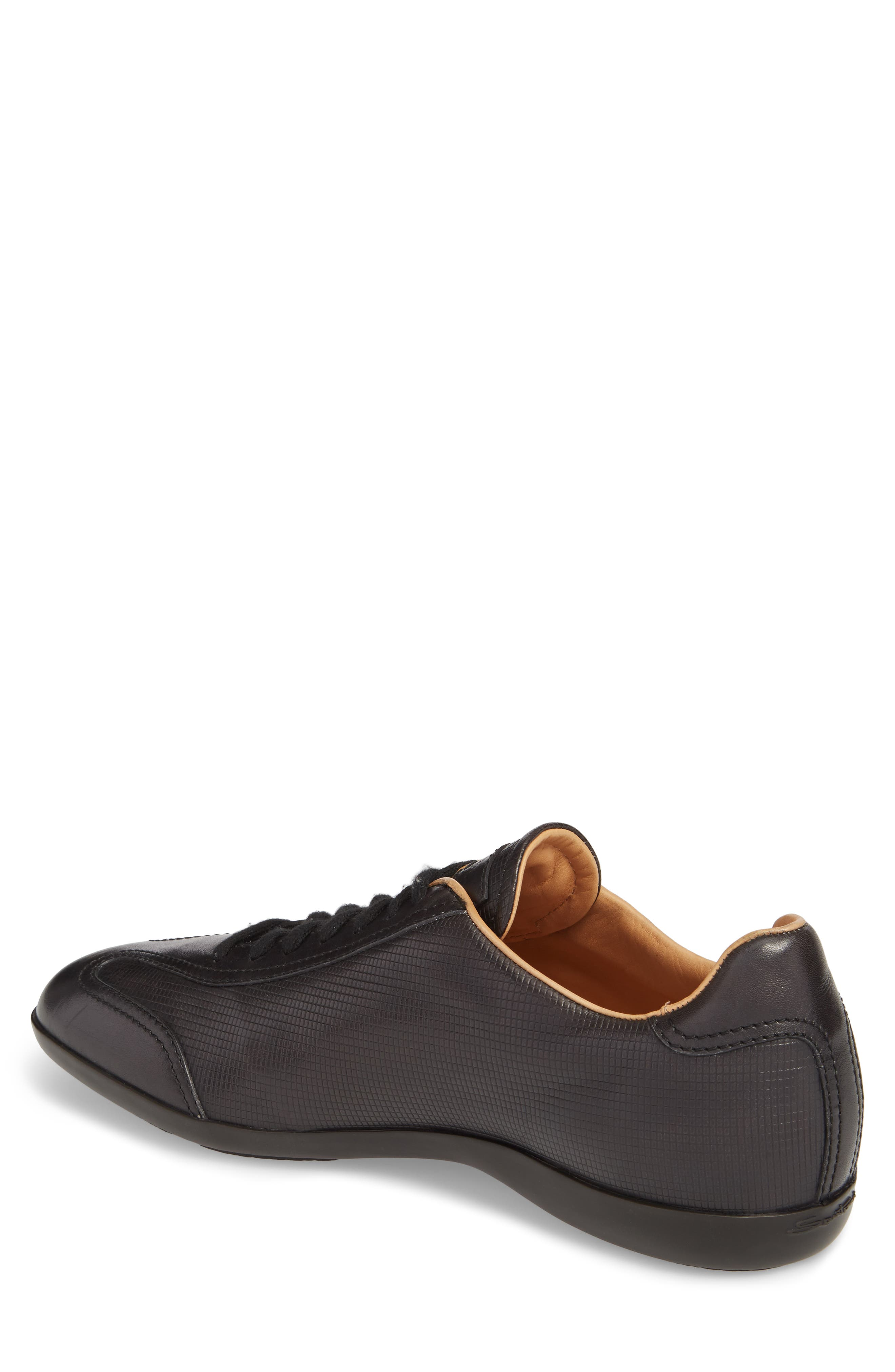 'Cortez' Sneaker,                             Alternate thumbnail 2, color,                             Brown Leather
